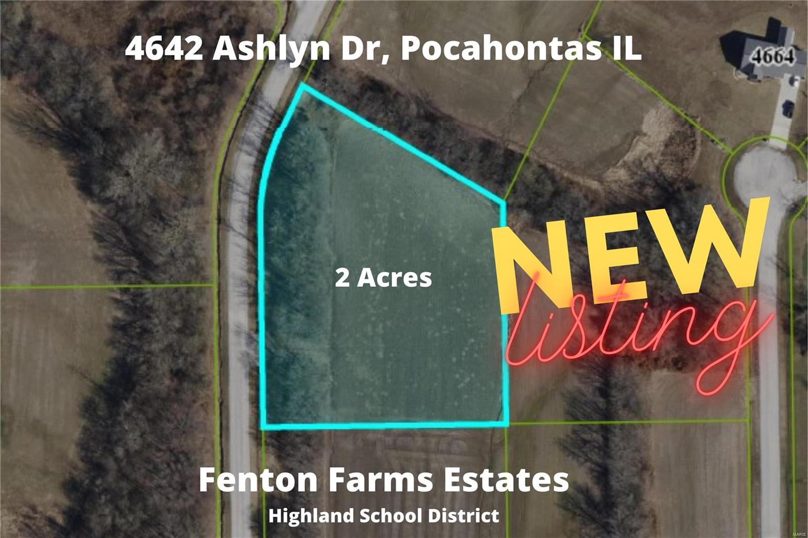 4642 Ashlyn Drive Property Photo - Pocahontas, IL real estate listing