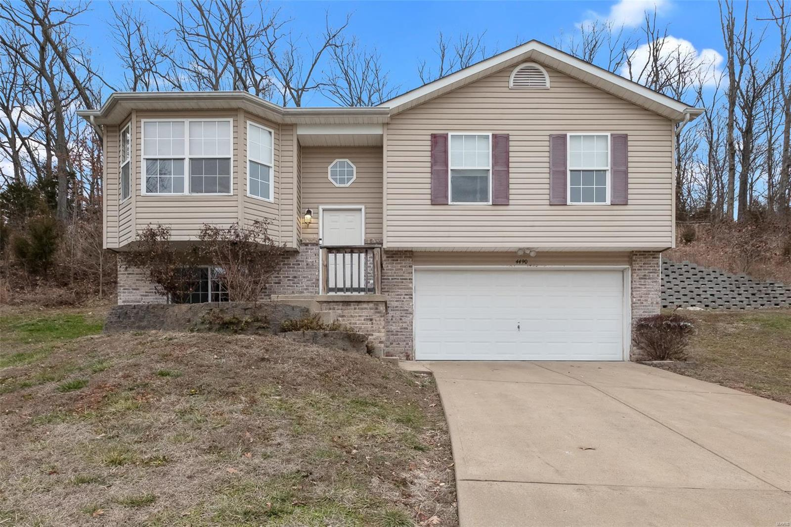 4490 Prospect Drive Property Photo - House Springs, MO real estate listing