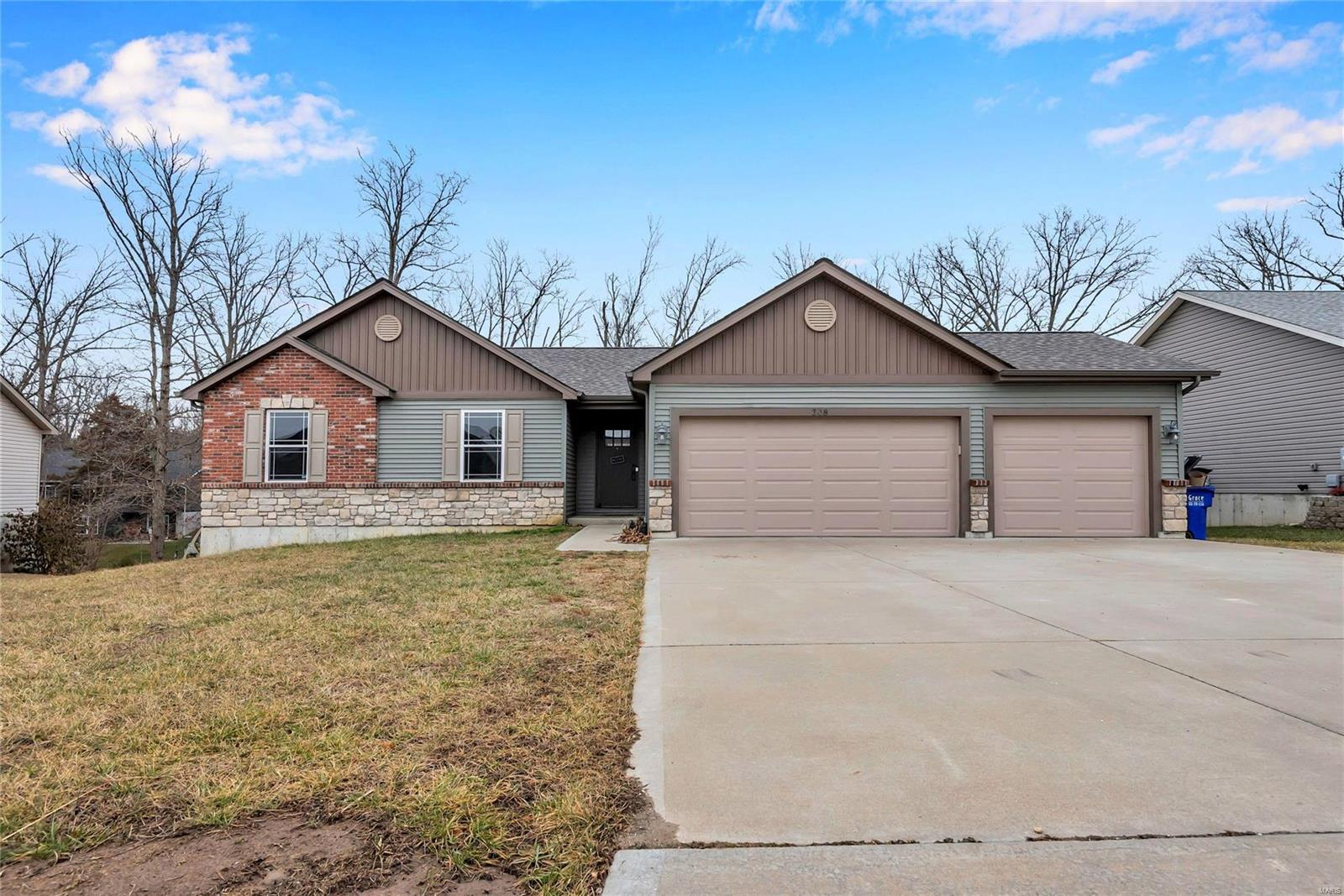 308 Mike Drive Property Photo - Truesdale, MO real estate listing