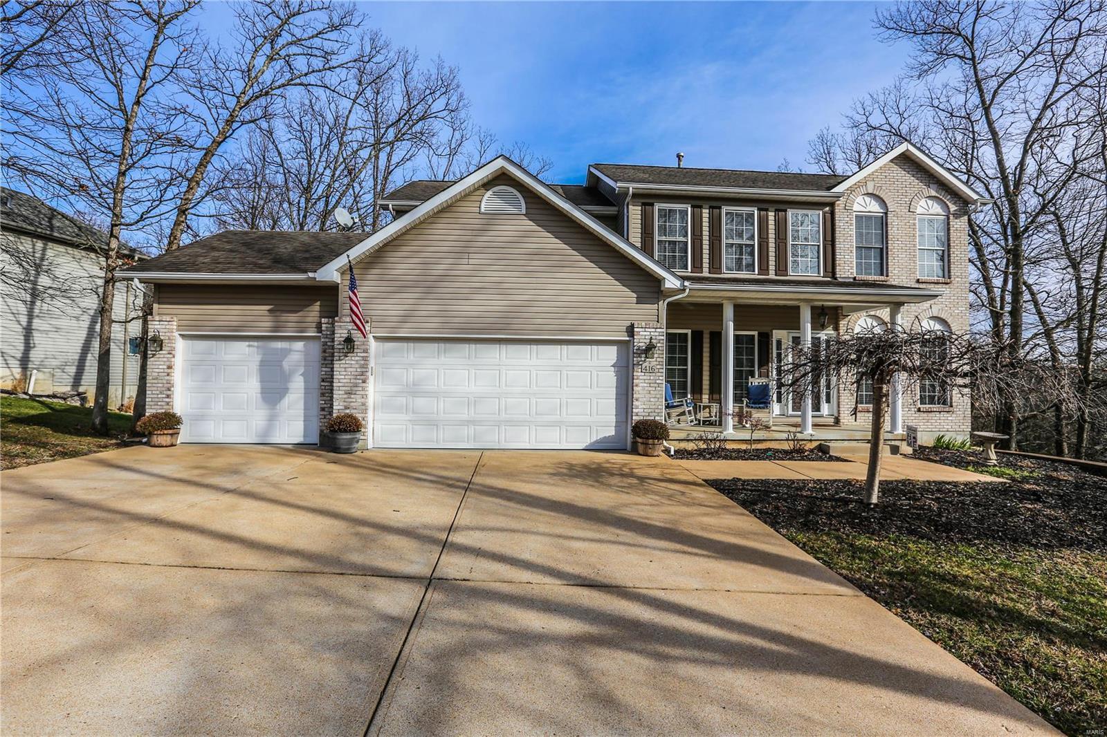 416 Trinity Ridge Property Photo - Pevely, MO real estate listing