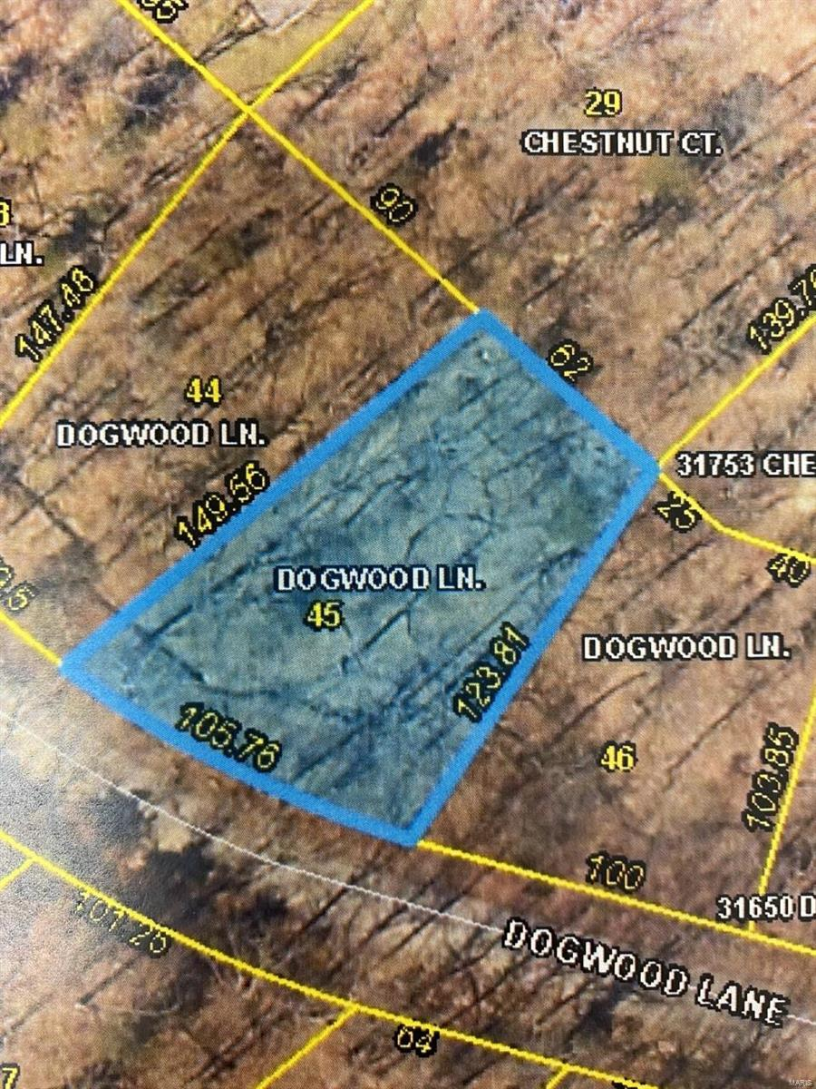 0 Lot 347 Dogwood Property Photo - Foristell, MO real estate listing