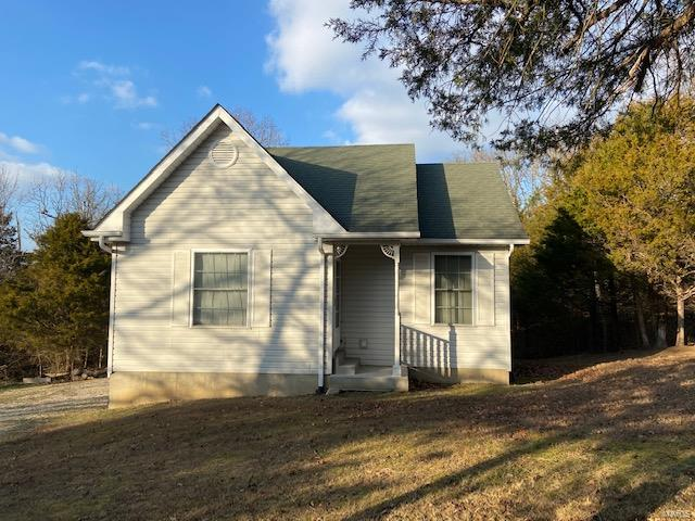 2329 Elmwood Church Property Photo - Lonedell, MO real estate listing