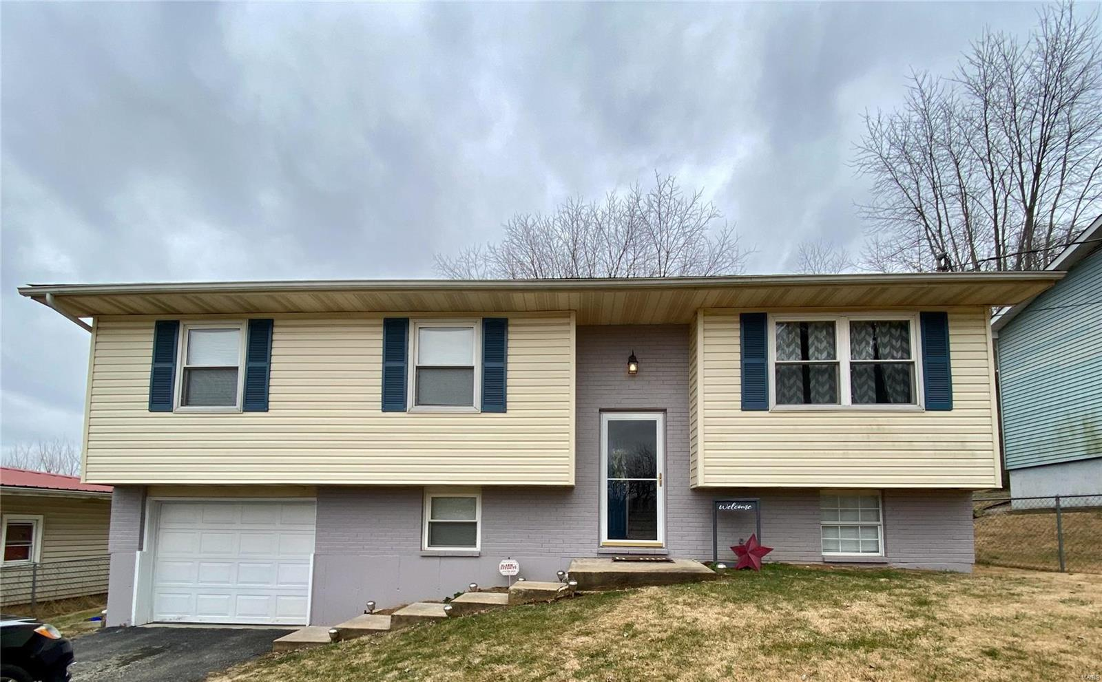 1103 Louise Street Property Photo - Potosi, MO real estate listing