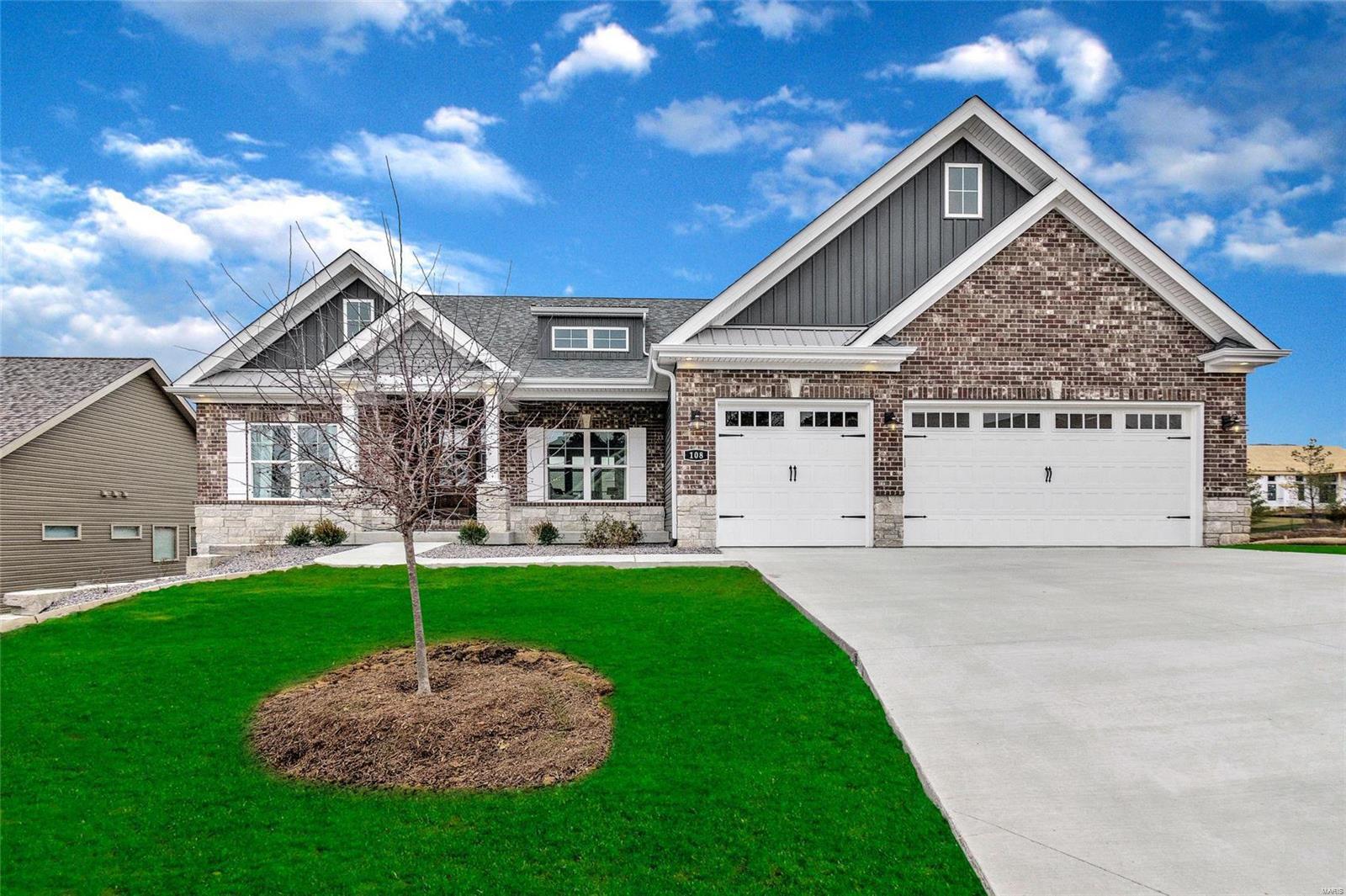9 Cedar Springs Court Property Photo - Lake St Louis, MO real estate listing