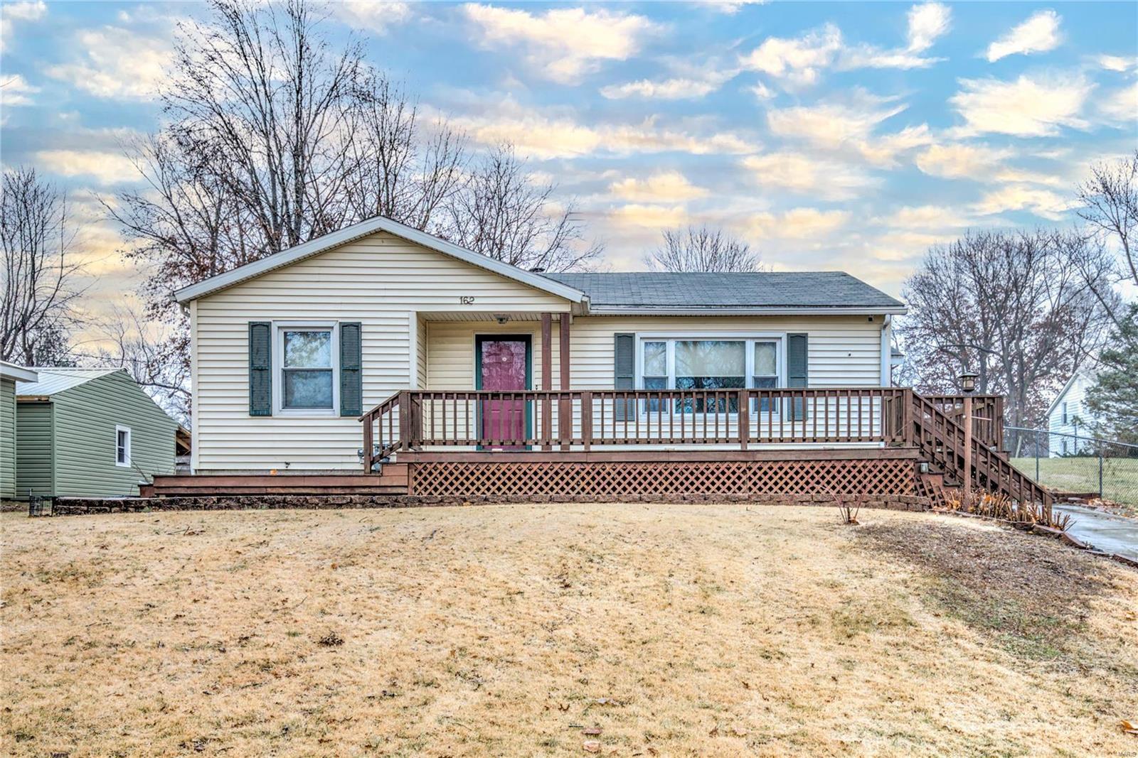 162 E Rosewood Drive Property Photo - East Alton, IL real estate listing