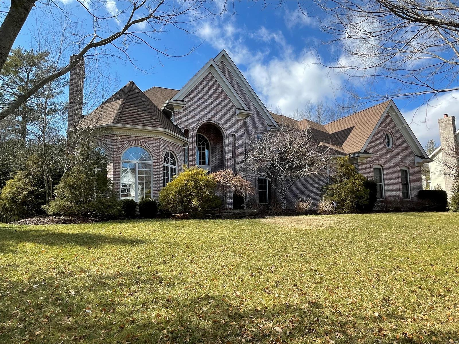 223 Appaloosa Drive Property Photo - Chesterfield, MO real estate listing