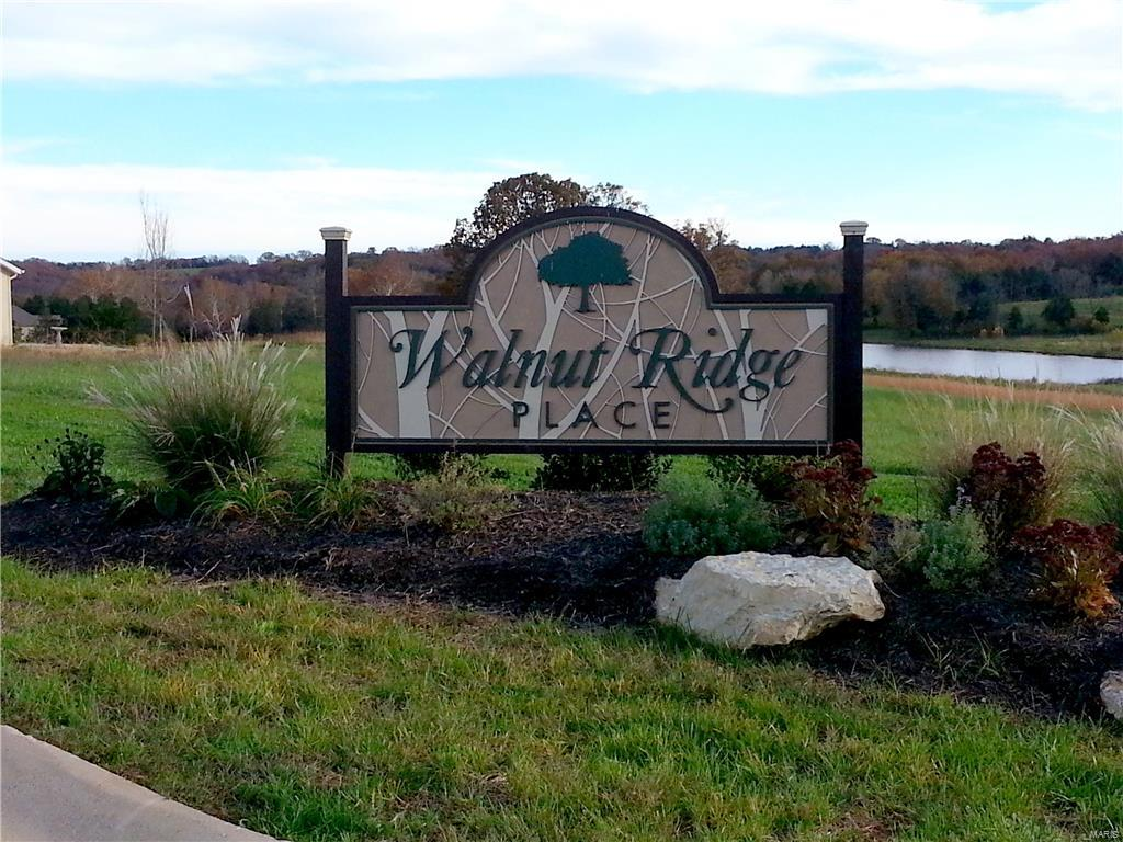 49 (LOT) Walnut Ridge Place Property Photo - Washington, MO real estate listing