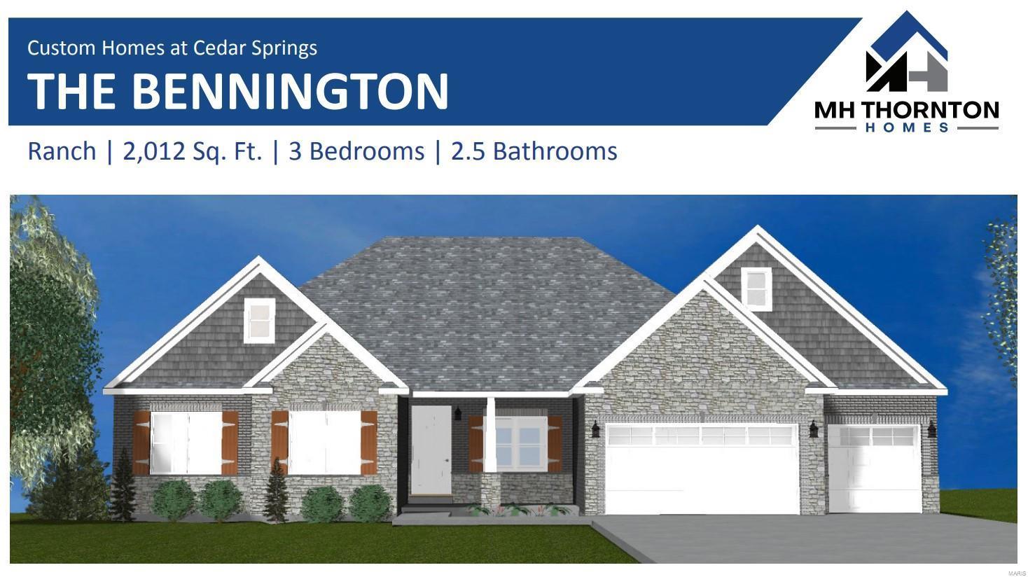 116 Cedar Springs Court Property Photo - Lake St Louis, MO real estate listing