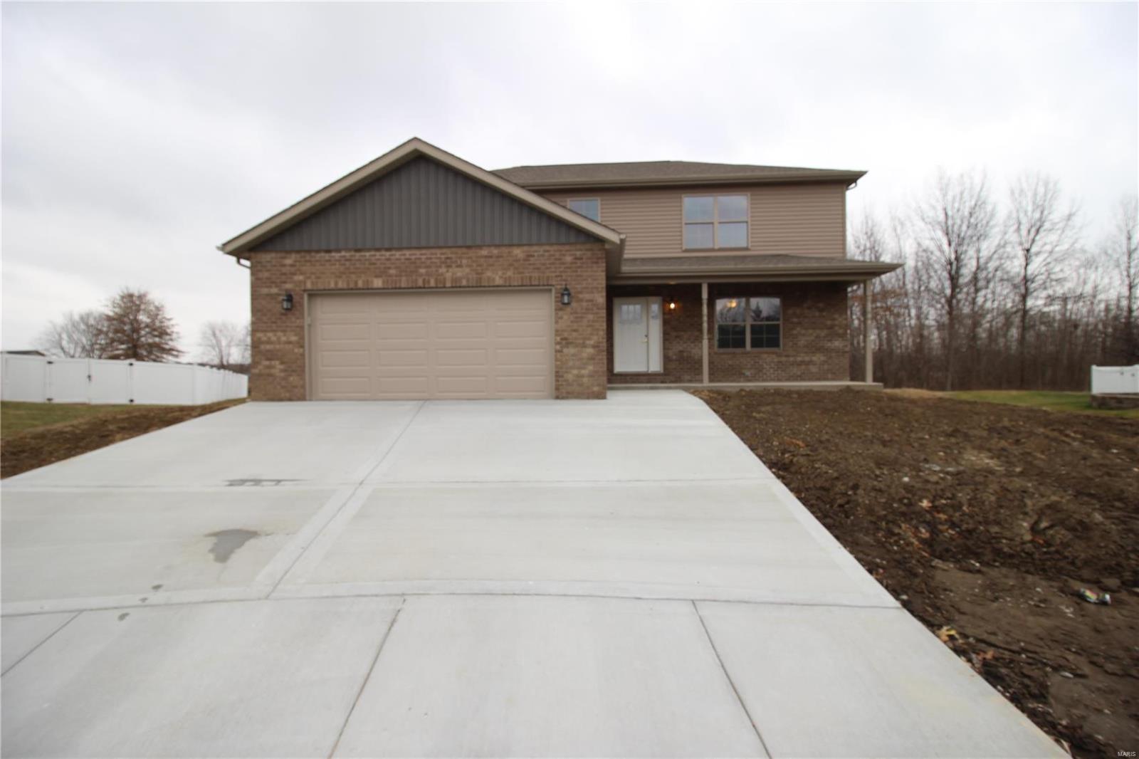75 Steele Drive Property Photo - Granite City, IL real estate listing