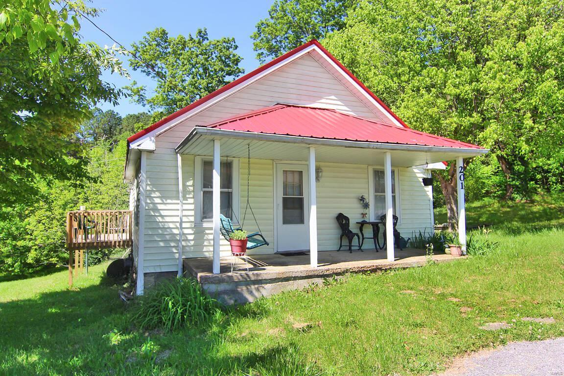 201 Rock Street Property Photo - Marble Hill, MO real estate listing