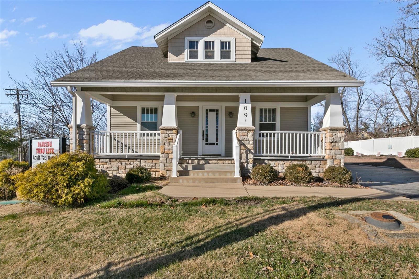109 Ballpark Property Photo - Ballwin, MO real estate listing