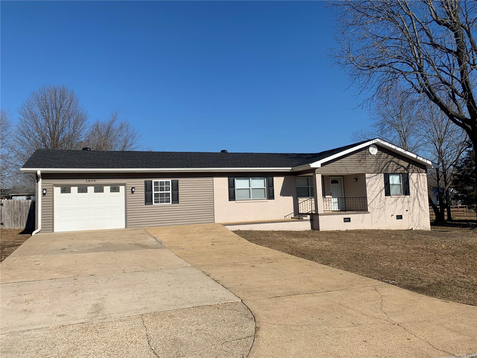 2809 W Lakeview Drive Property Photo - Poplar Bluff, MO real estate listing