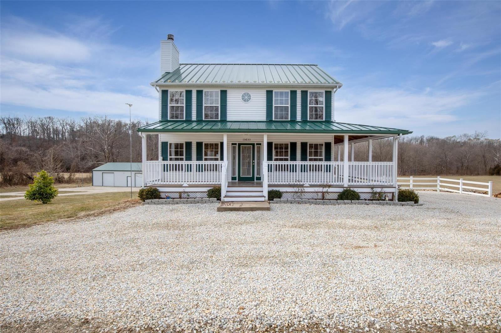13633 Fandel Drive Property Photo - De Soto, MO real estate listing