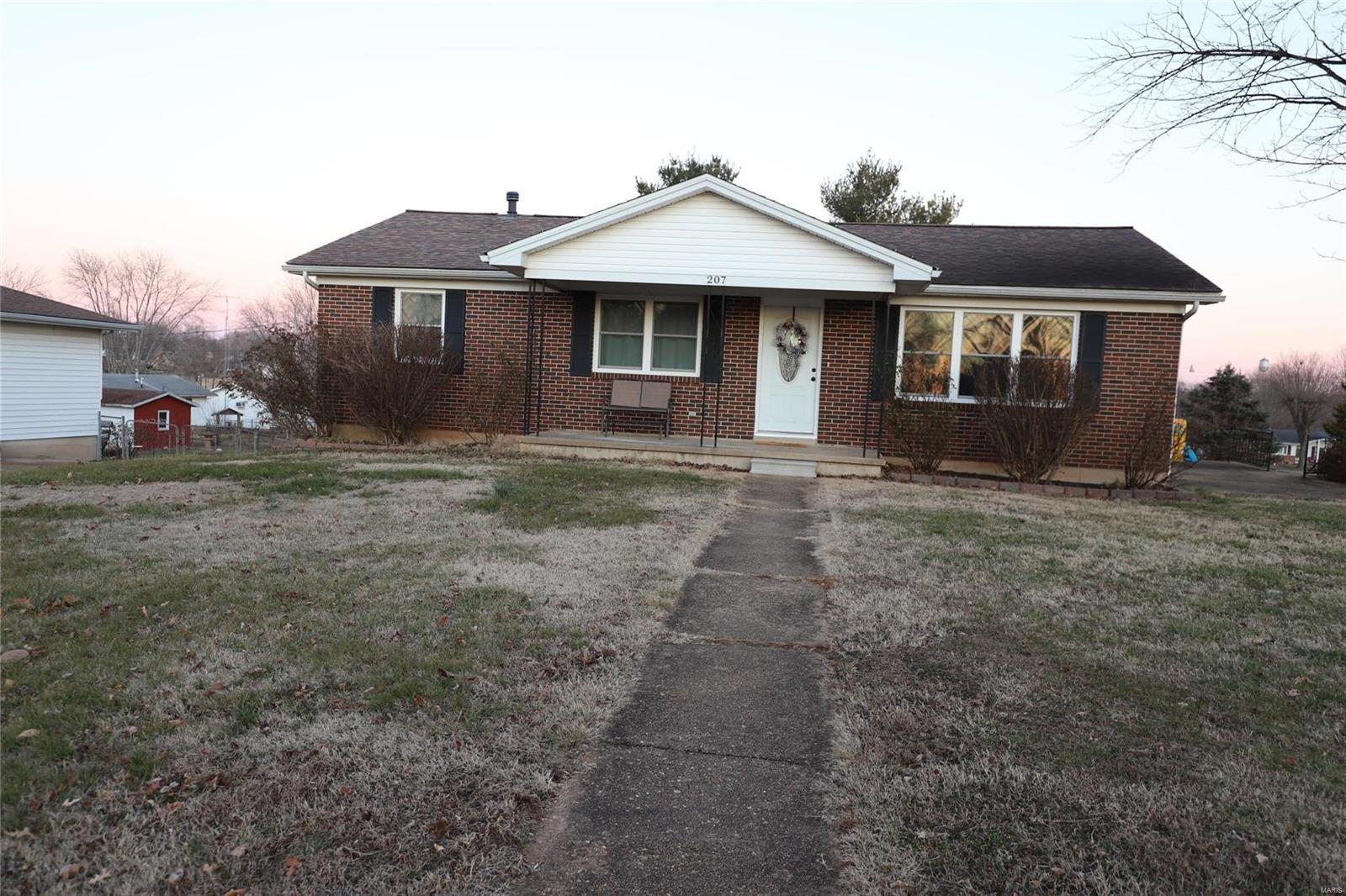 207 Dalton Street Property Photo - Fredericktown, MO real estate listing