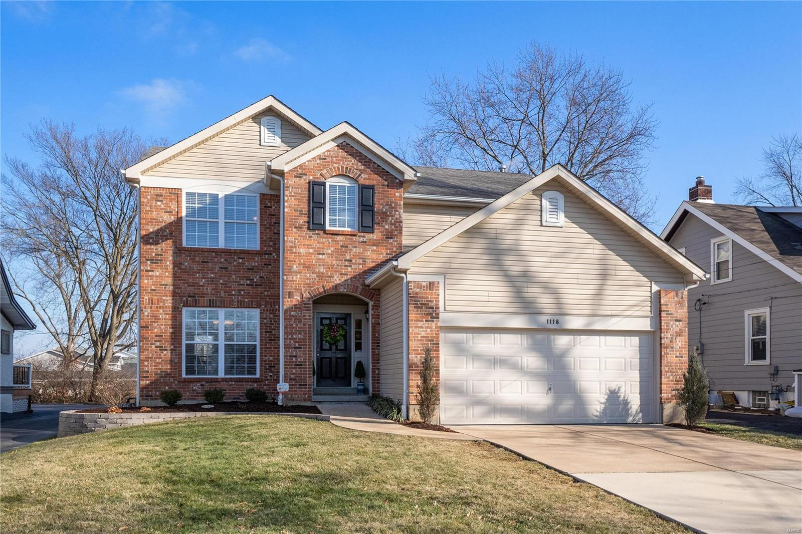 1116 Gilbert Avenue Property Photo - Rock Hill, MO real estate listing