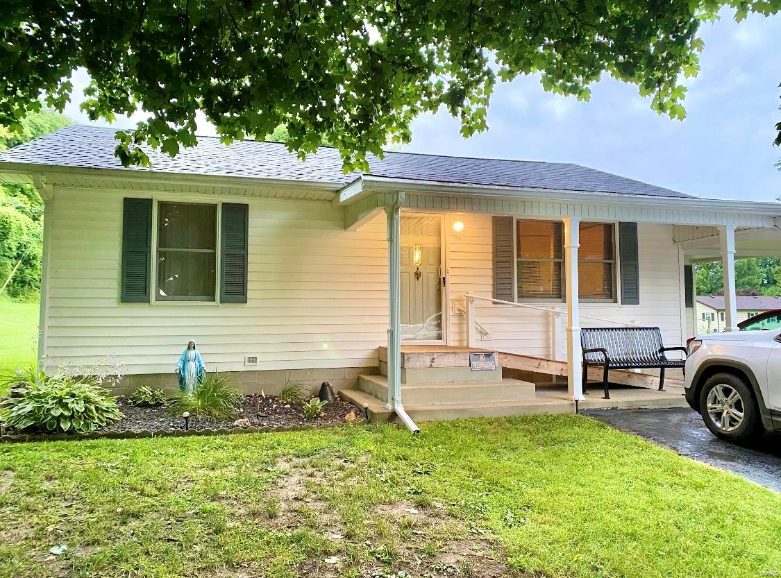 204 Broad Street Property Photo - Prairie Du Rocher, IL real estate listing