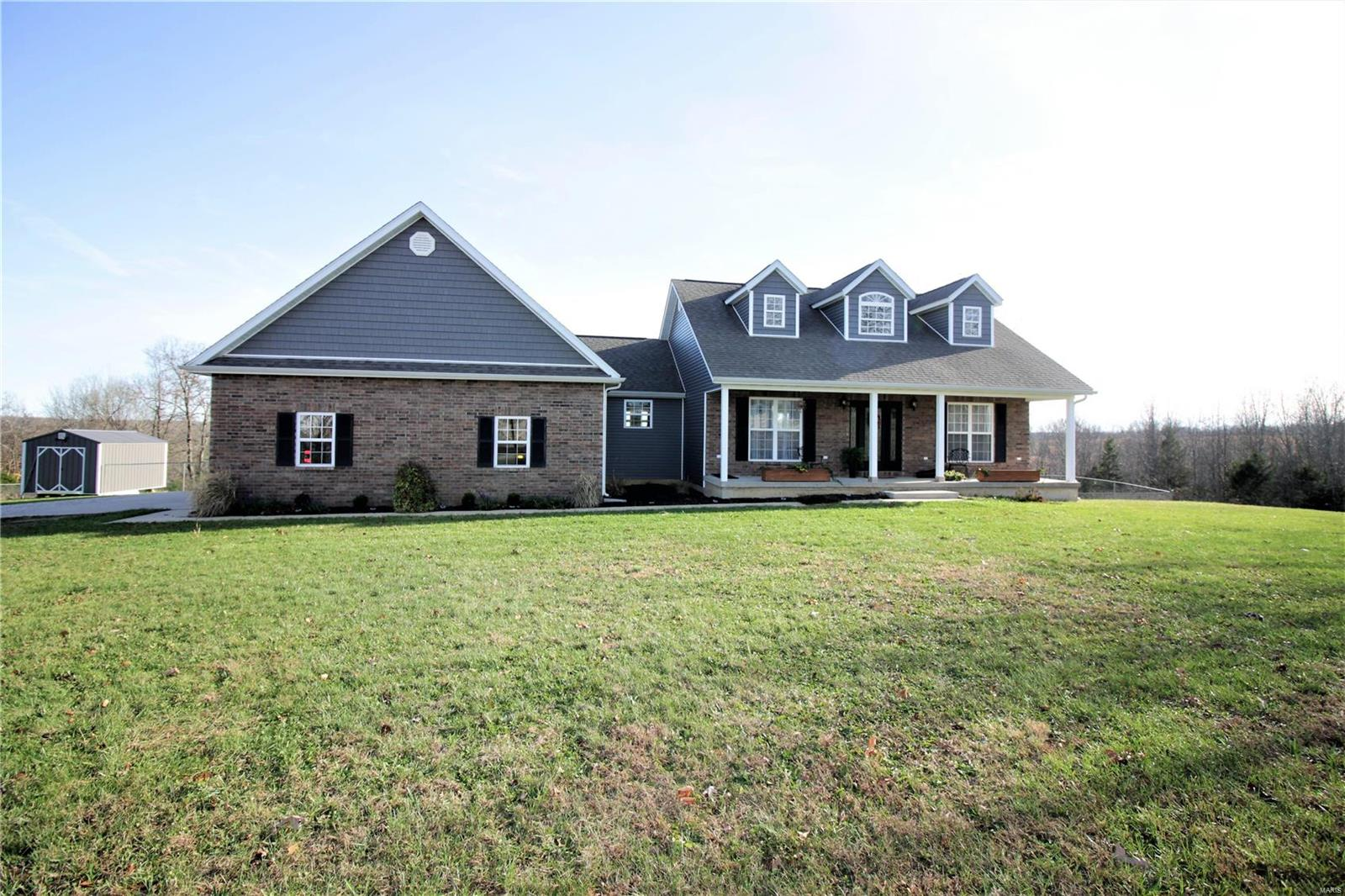 21445 Red Bone Lane Property Photo - Waynesville, MO real estate listing