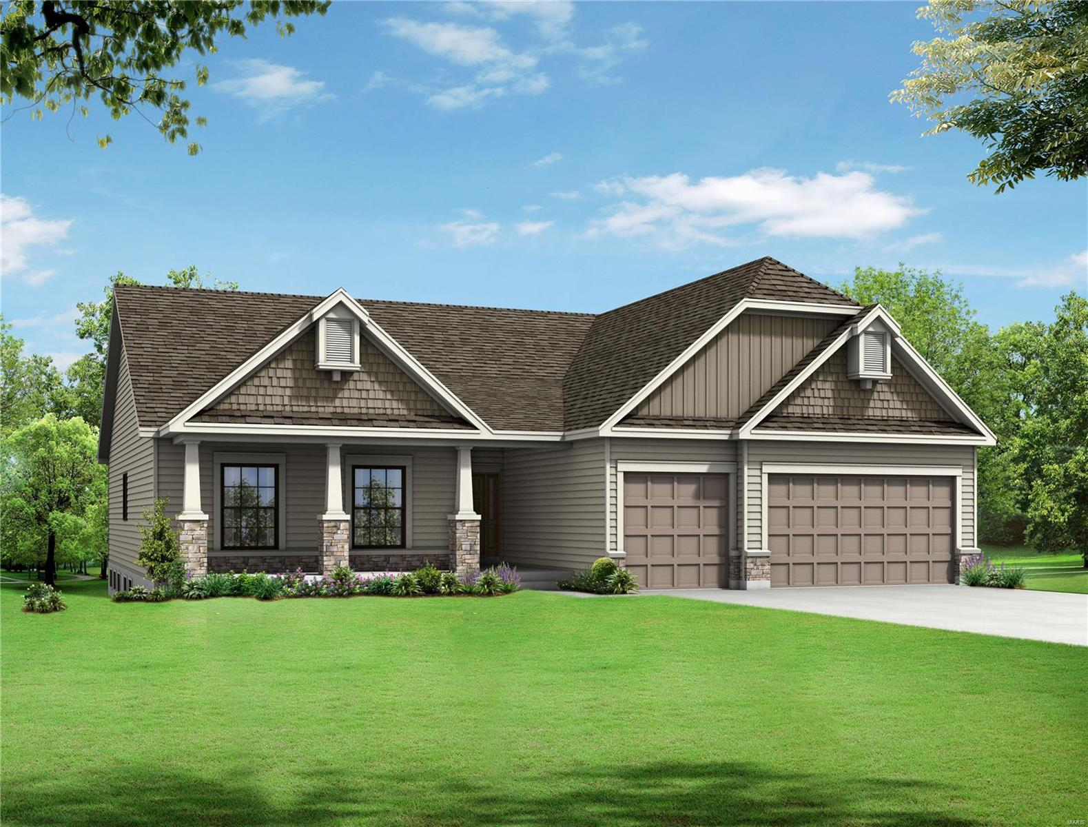 622 Brent Alan Way Property Photo - Manchester, MO real estate listing