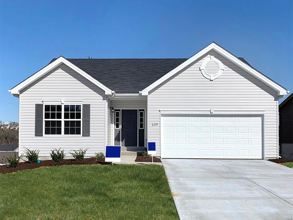 1190 Winding Bluffs Way Property Photo - Fenton, MO real estate listing