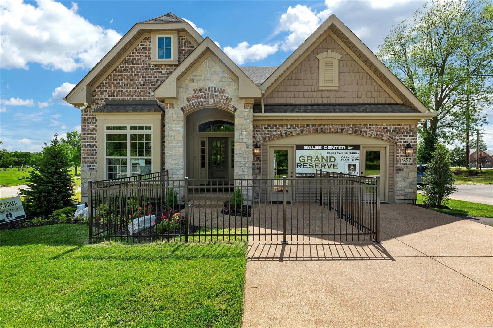 957 Grand Reserve (lot 33) #augusta Property Photo