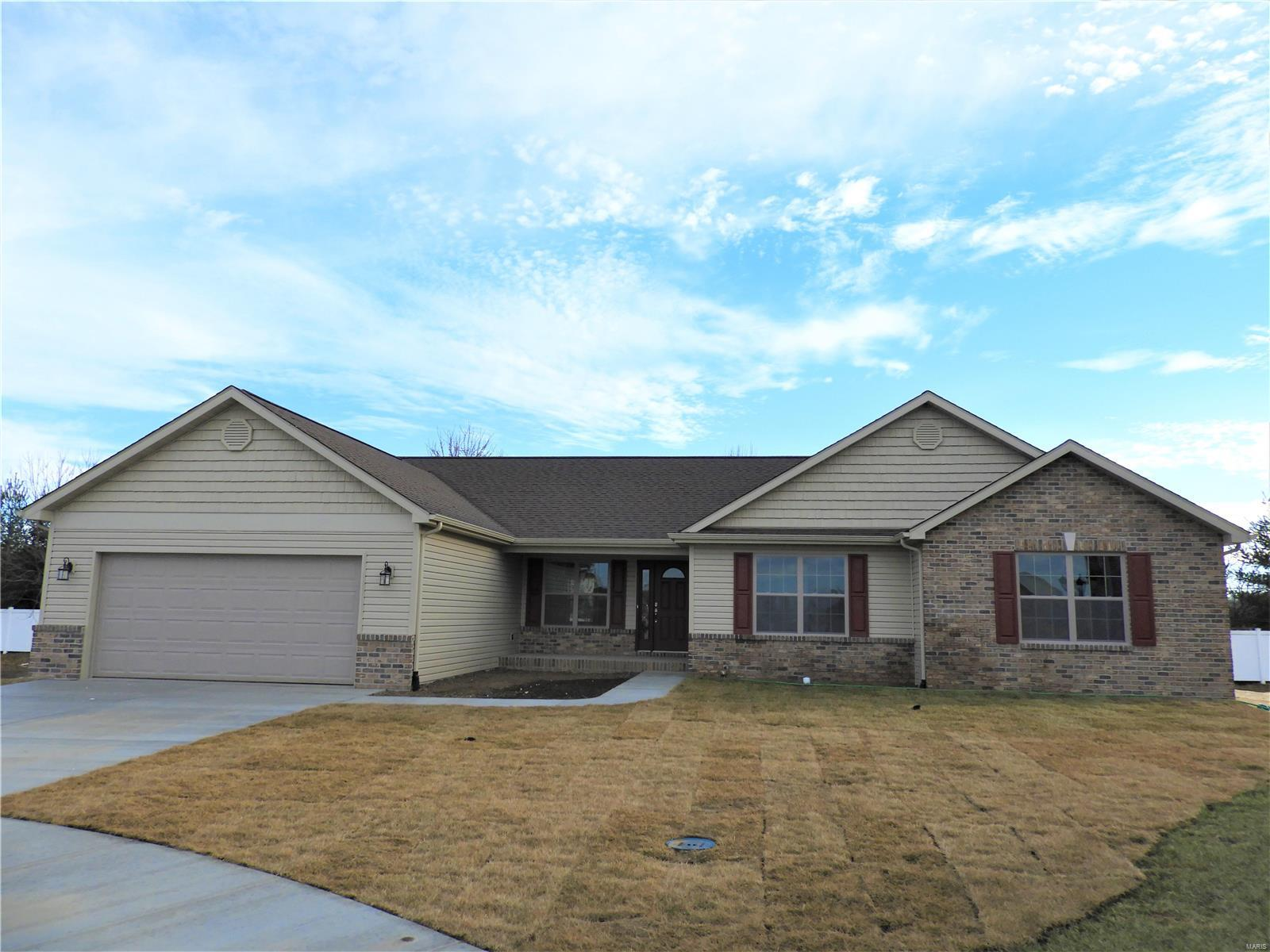 468 Hayden Drive Property Photo - Waterloo, IL real estate listing