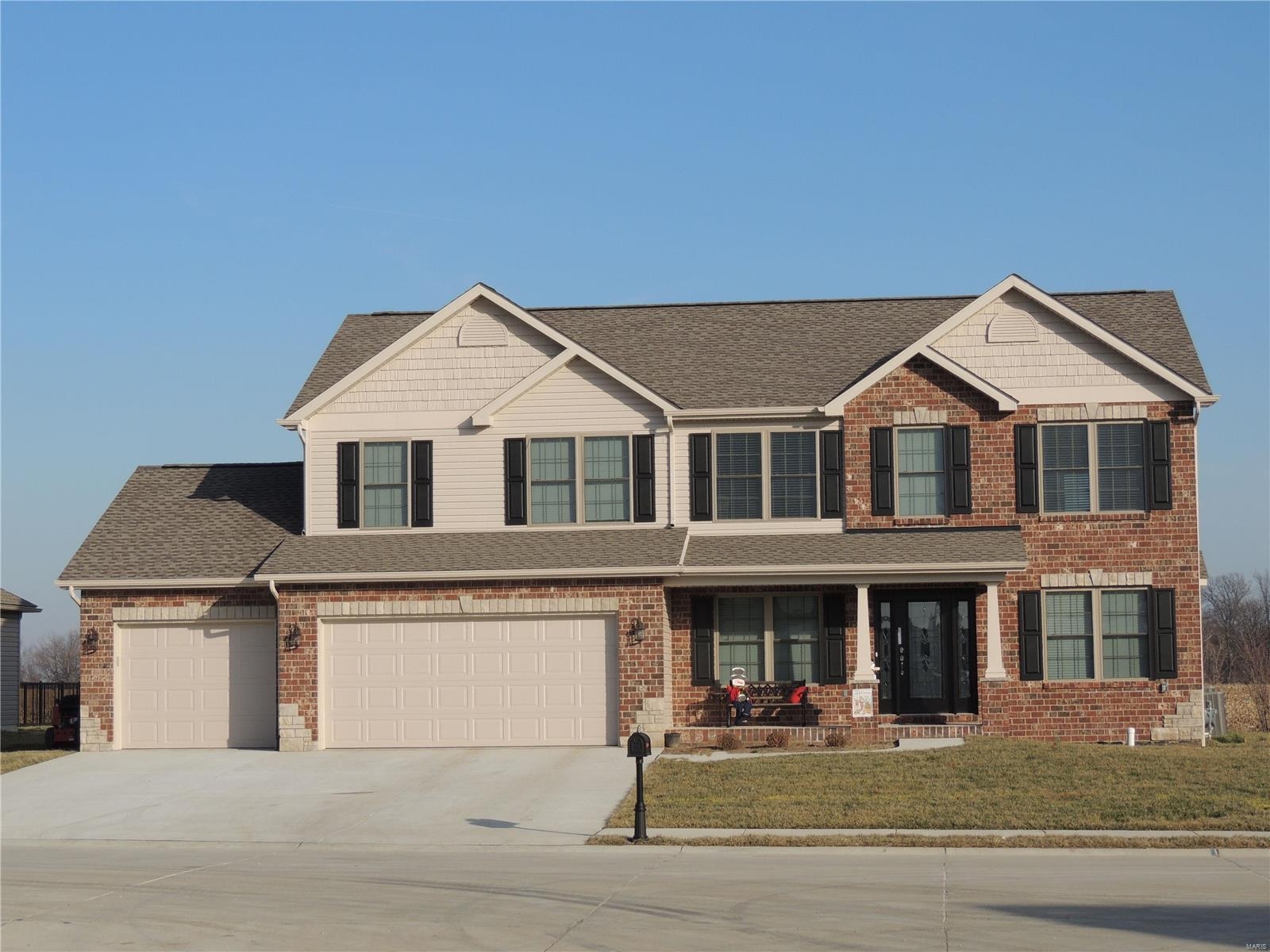 456 Hayden Drive Property Photo - Waterloo, IL real estate listing