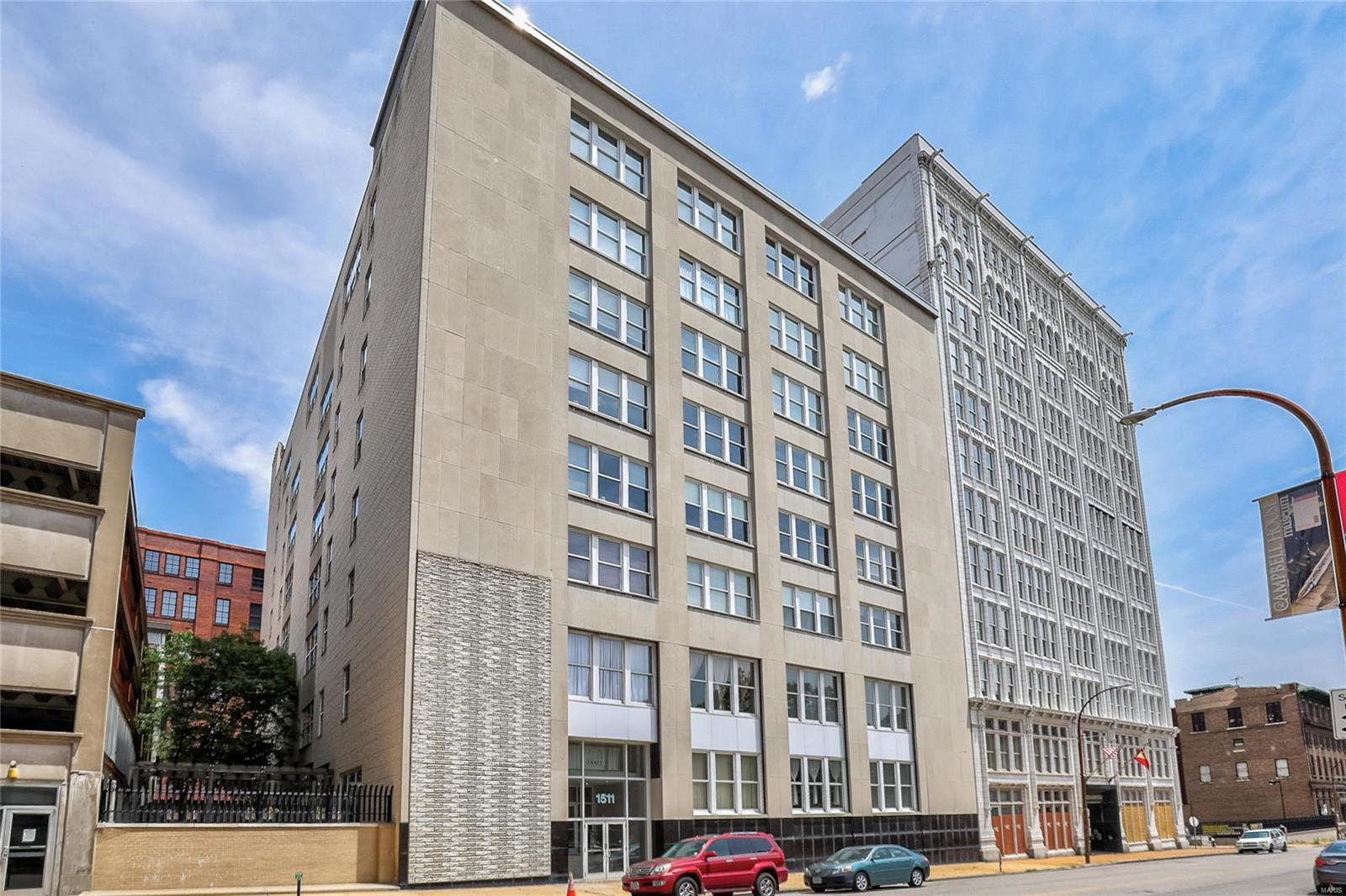 1511 Locust #305 Property Photo - St Louis, MO real estate listing