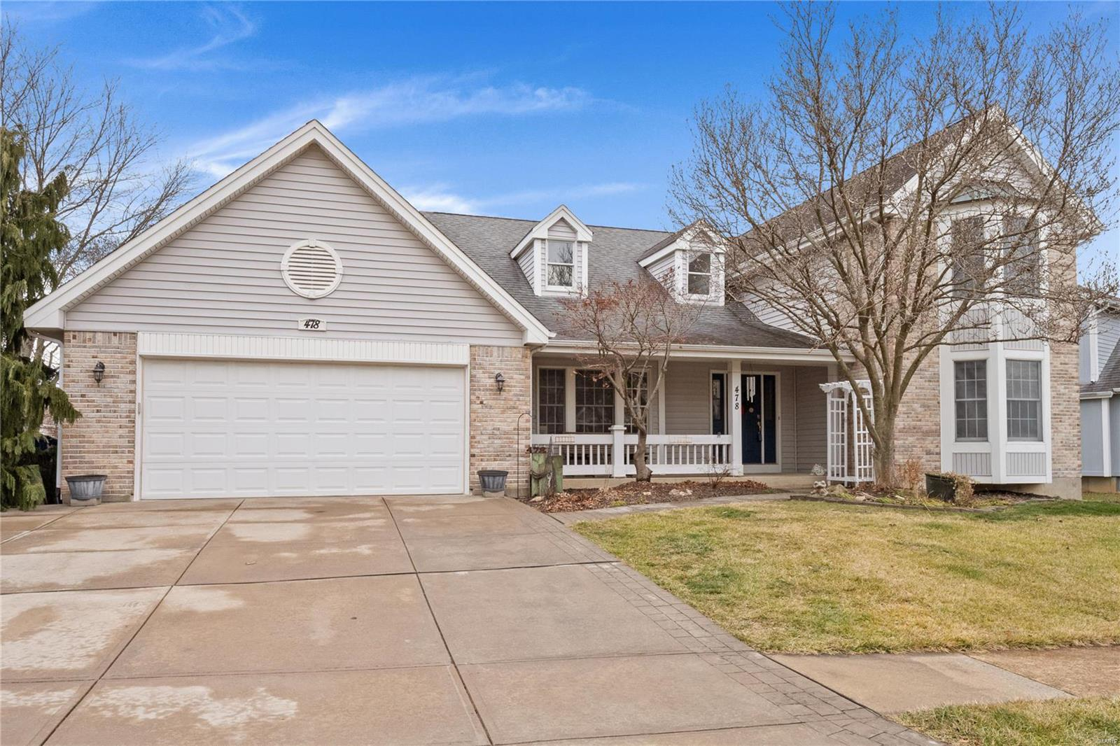 478 Saint Thomas Isle Lane Property Photo - Wildwood, MO real estate listing