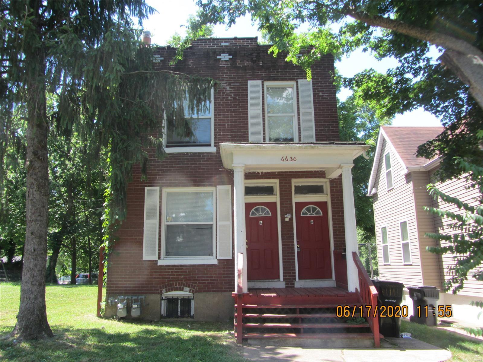 6630 Bartmer Avenue #1F Property Photo - St Louis, MO real estate listing