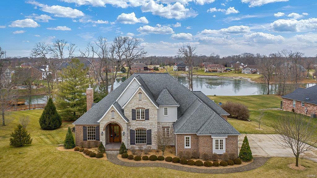 4231 English Oak Lane Property Photo - Smithton, IL real estate listing