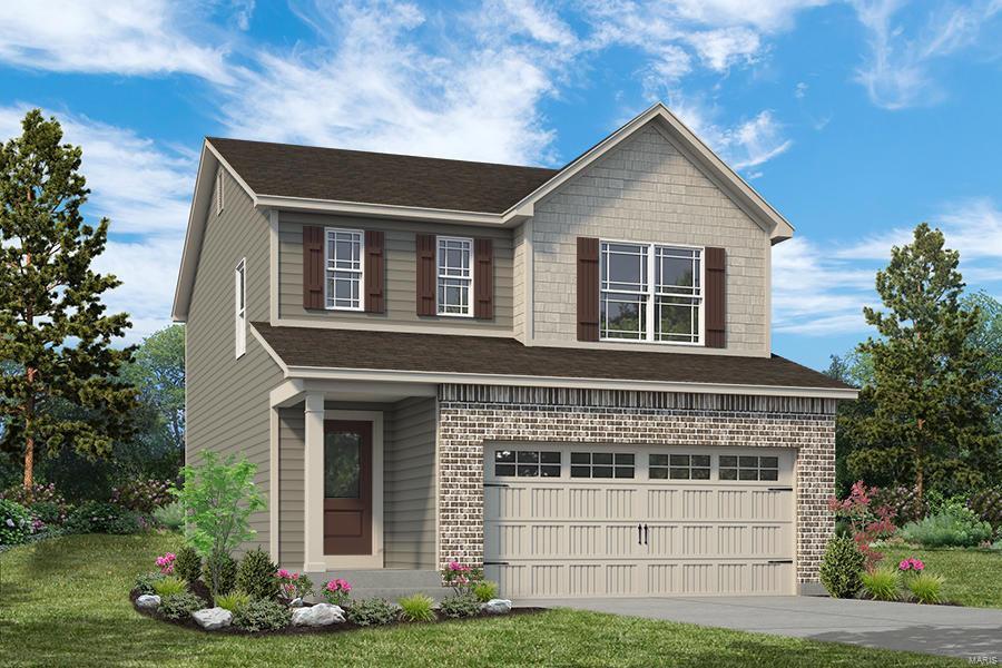 1 Devonshire@ Windswept Cottages Property Photo - Eureka, MO real estate listing