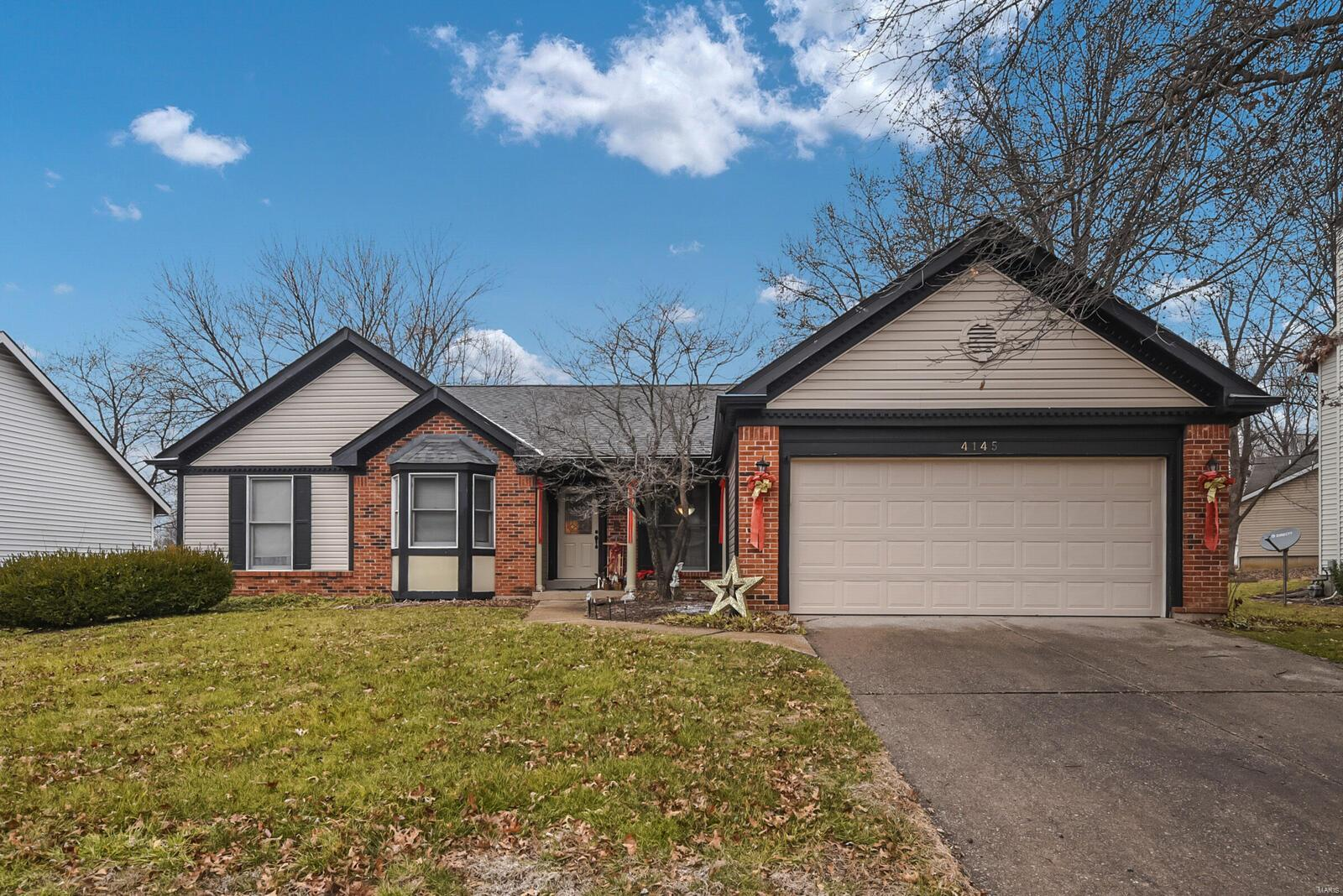 4145 Goodness Drive Property Photo - Florissant, MO real estate listing