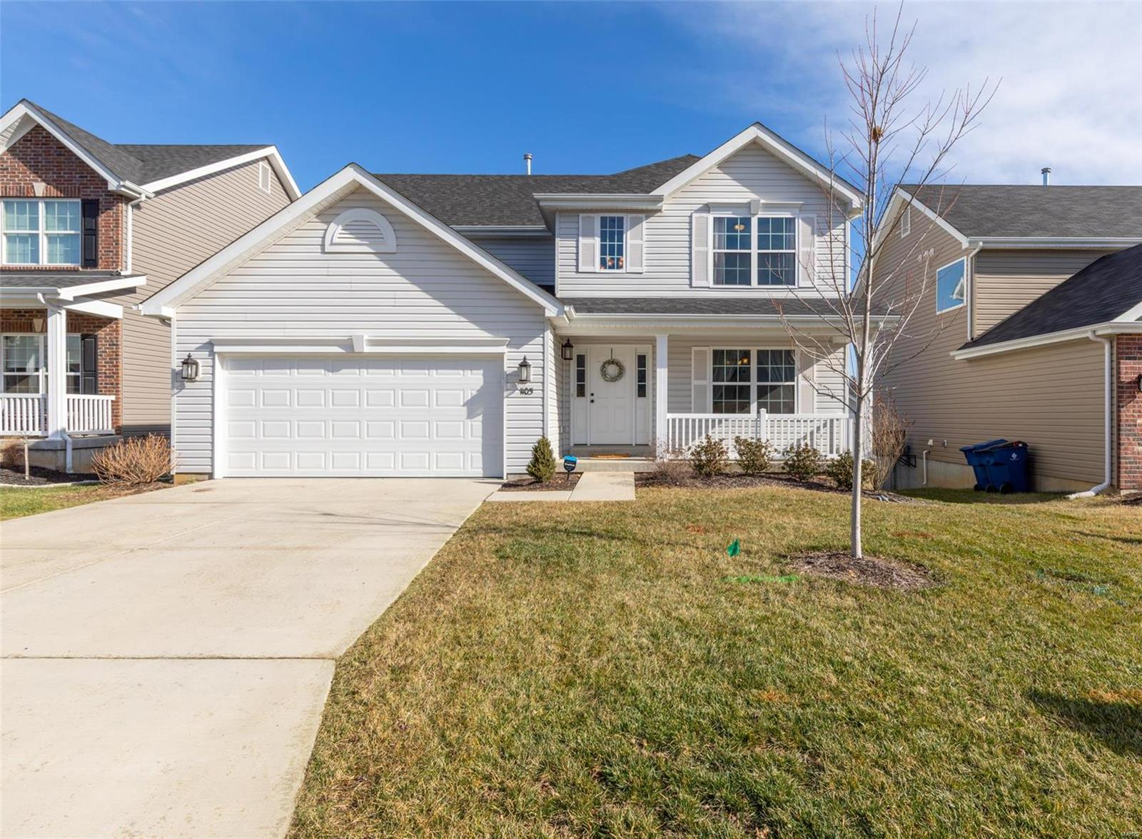 1105 Winding Bluffs Way Property Photo - Unincorporated, MO real estate listing