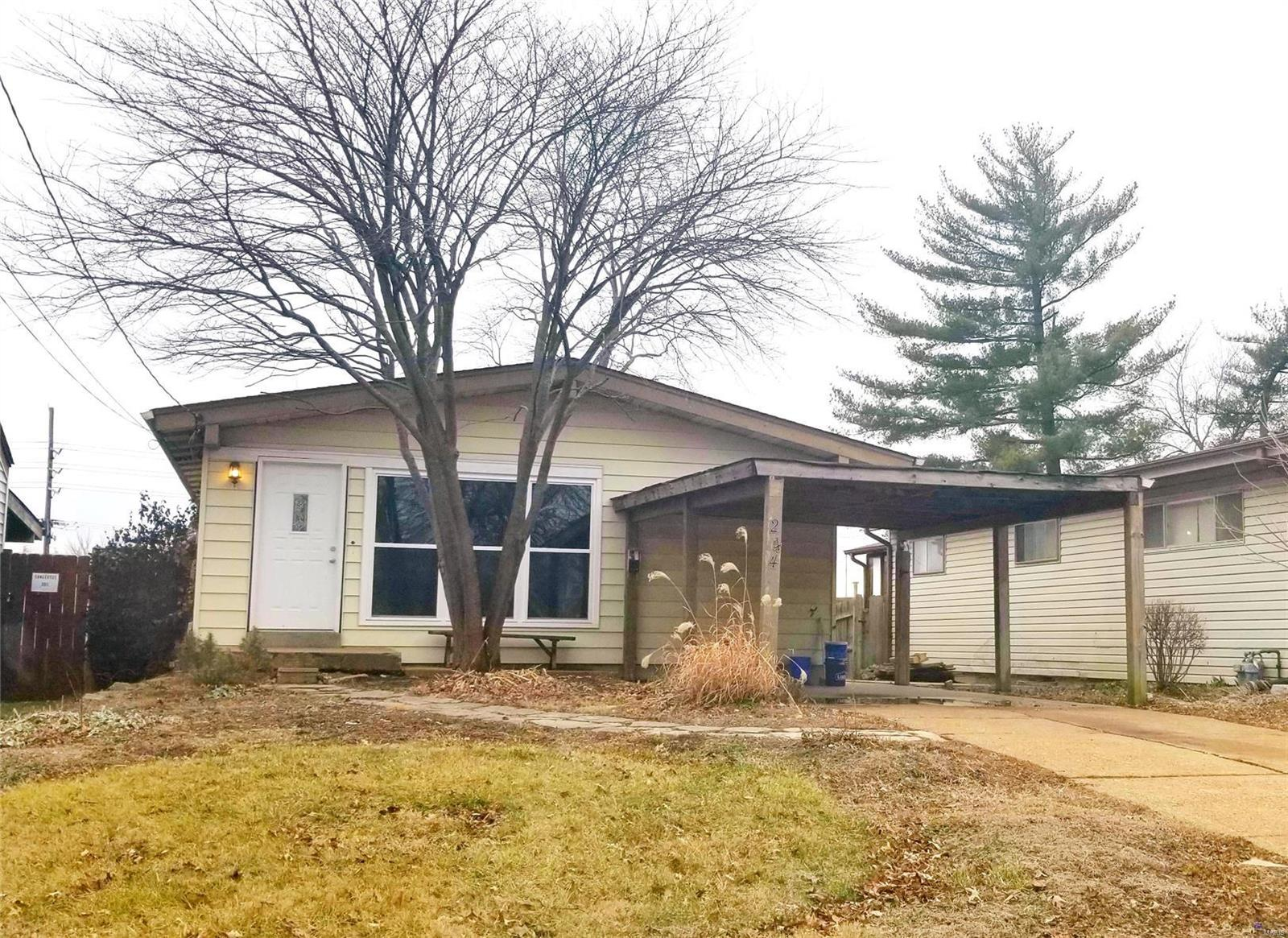 244 Deane Property Photo - St Louis, MO real estate listing