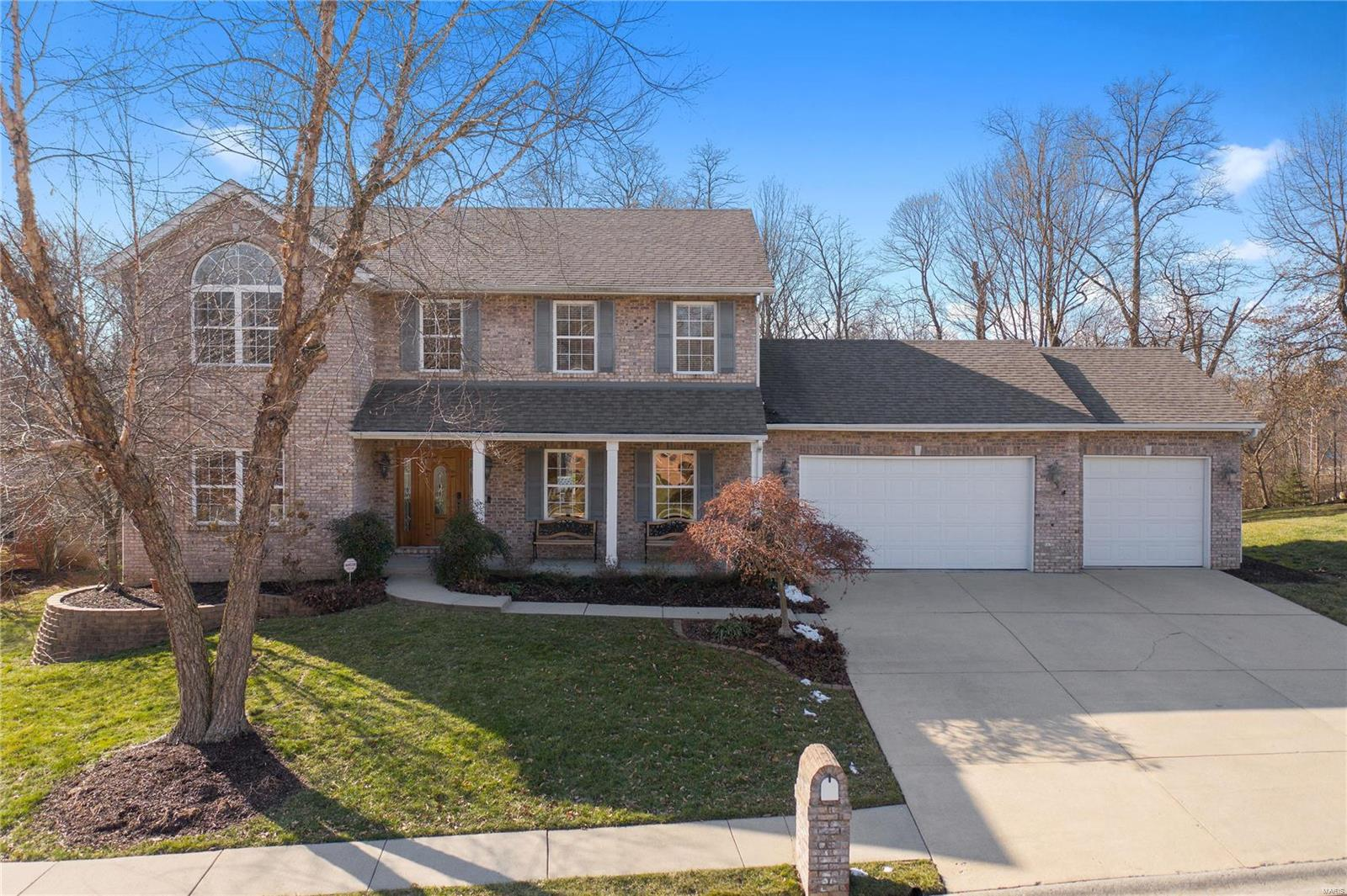 2941 Bridle Lane Property Photo - Swansea, IL real estate listing
