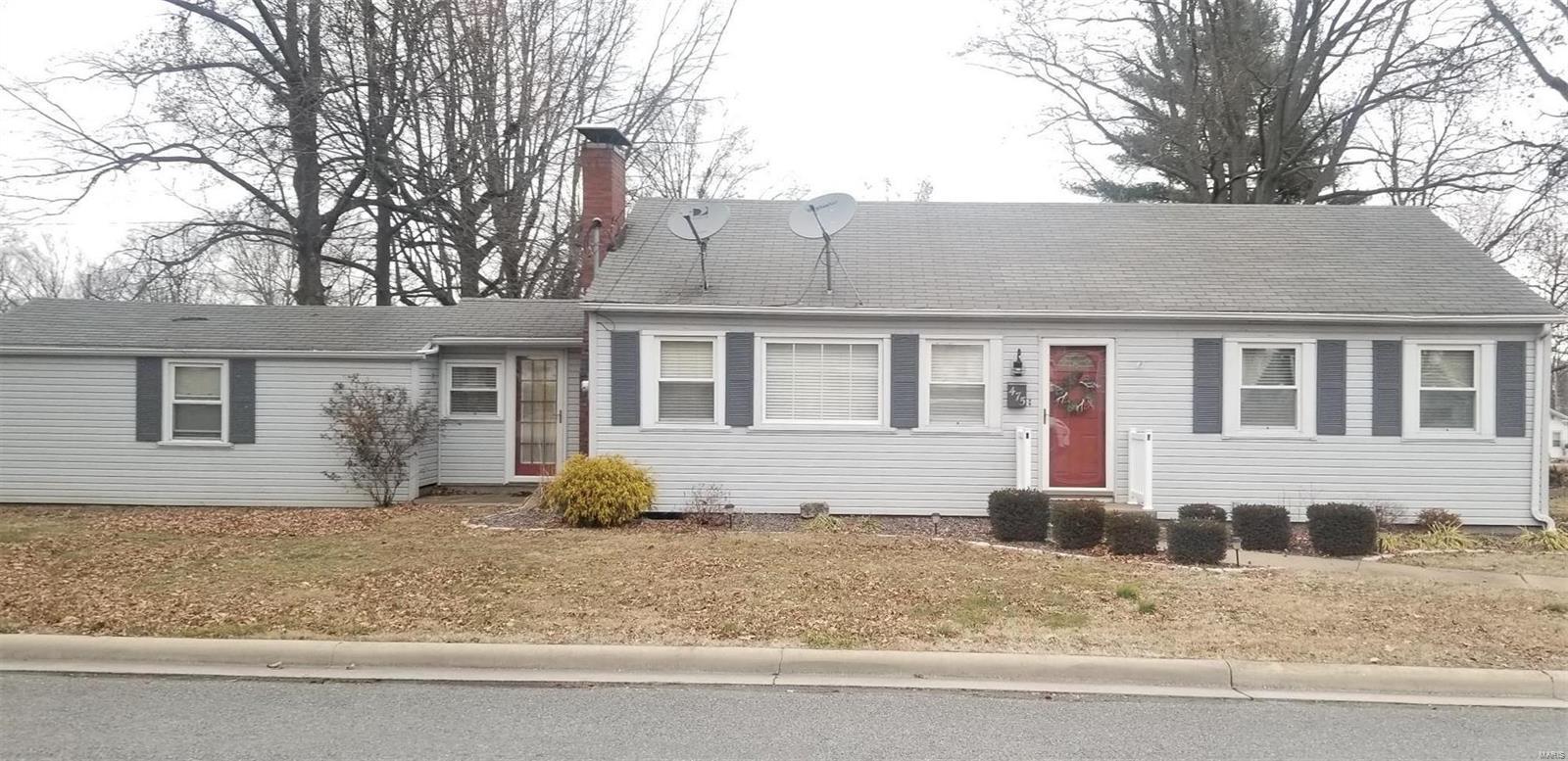 475 W High Street Property Photo - Nashville, IL real estate listing