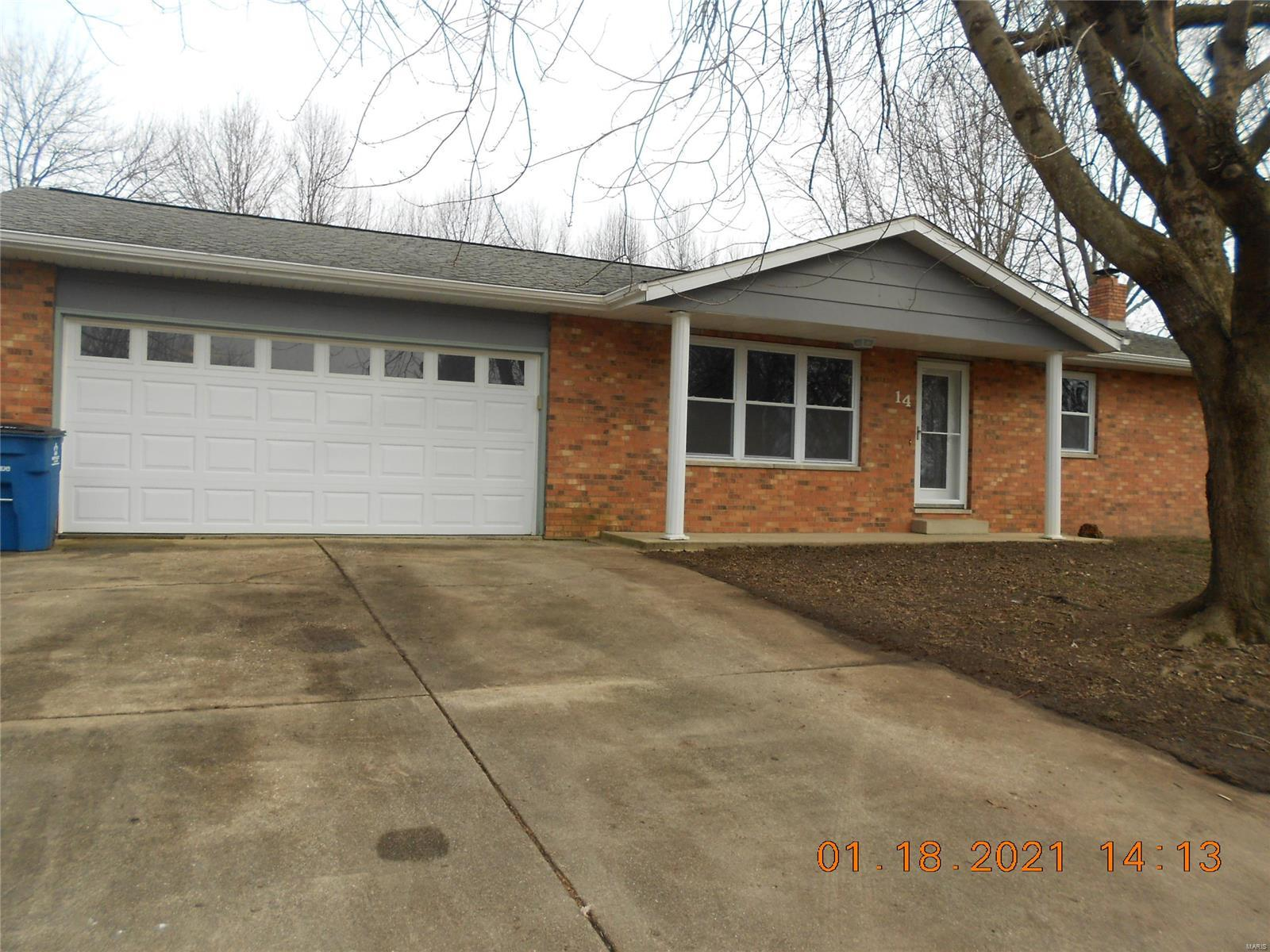 14 Tanbark Property Photo - New Baden, IL real estate listing