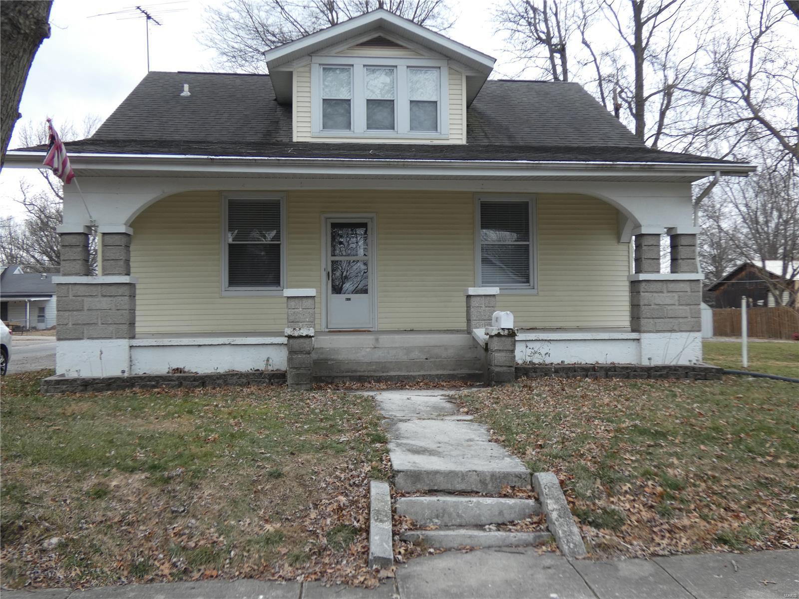 401 N Edison Property Photo - Freeburg, IL real estate listing