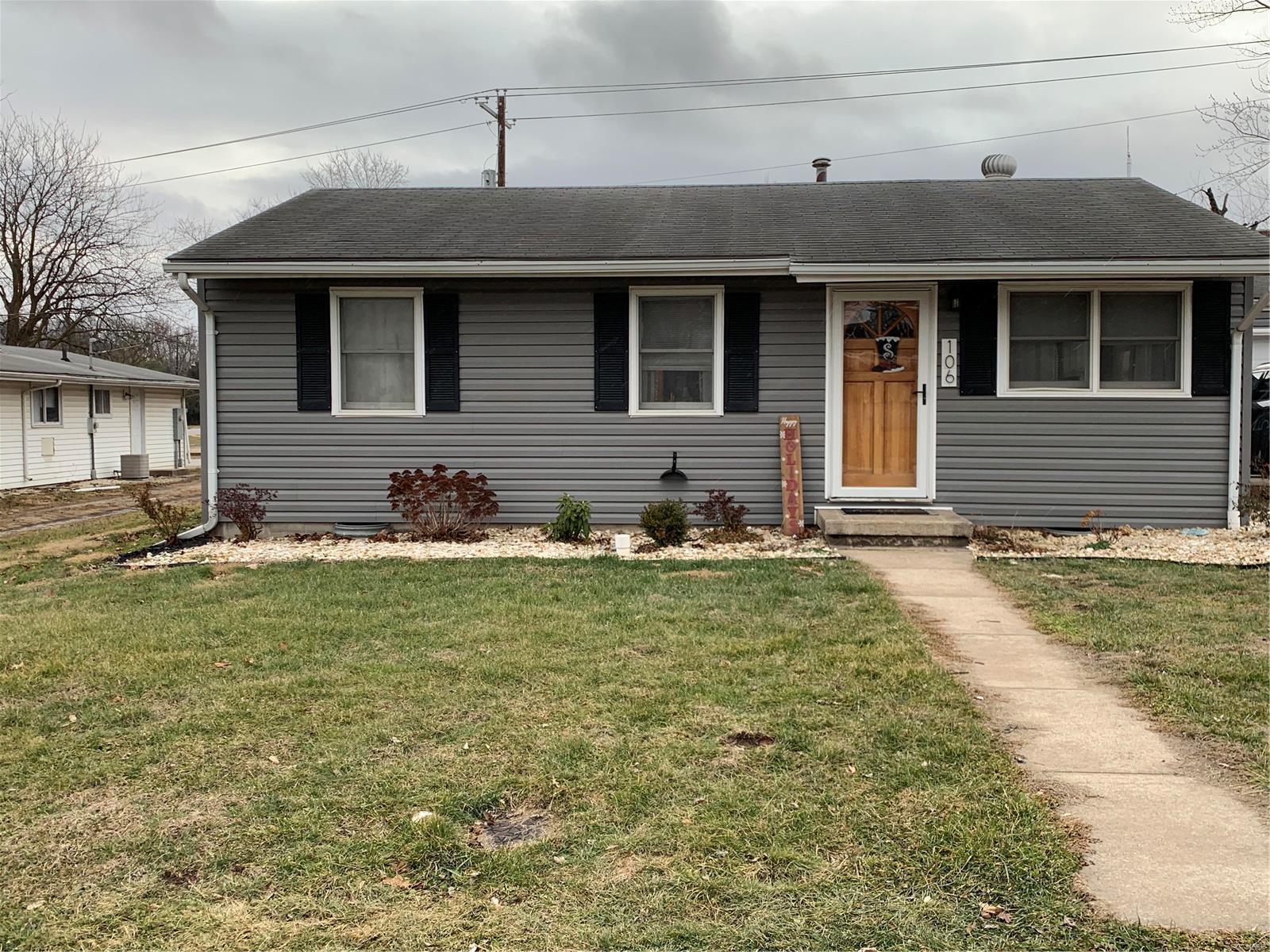 106 Barnard Property Photo - Louisiana, MO real estate listing