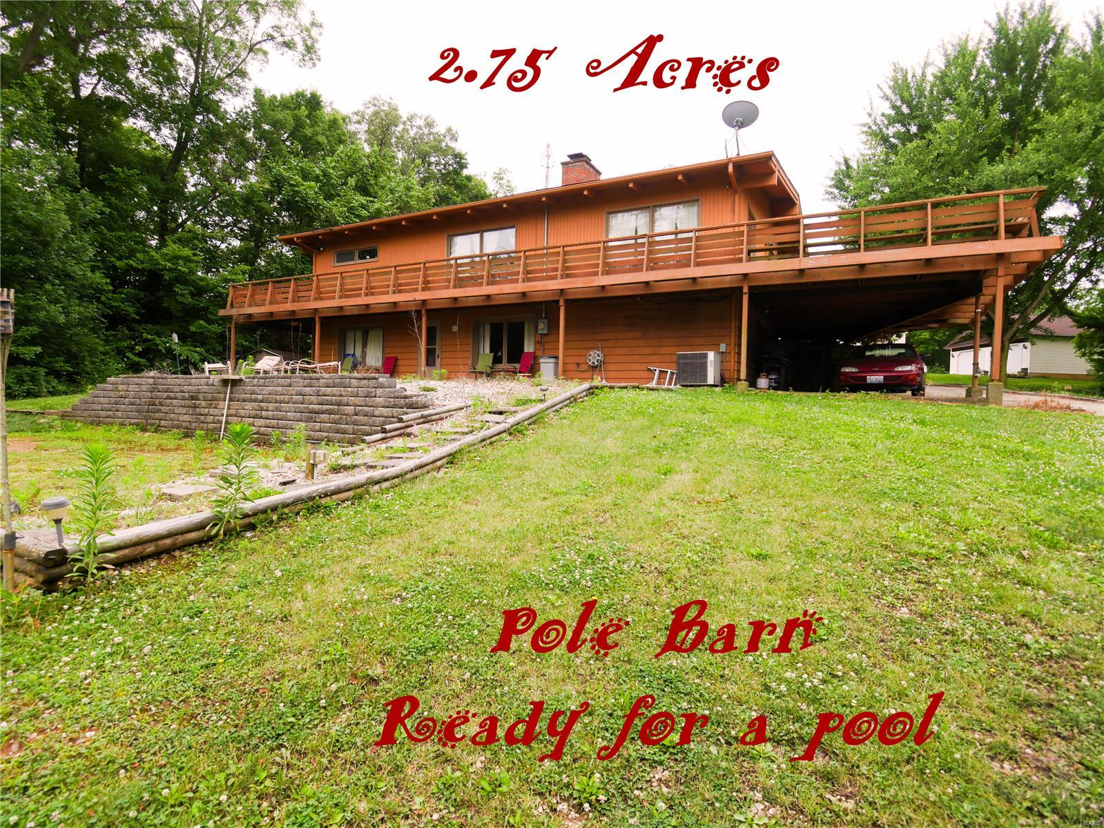 134 Sunset Point Property Photo - Greenville, IL real estate listing