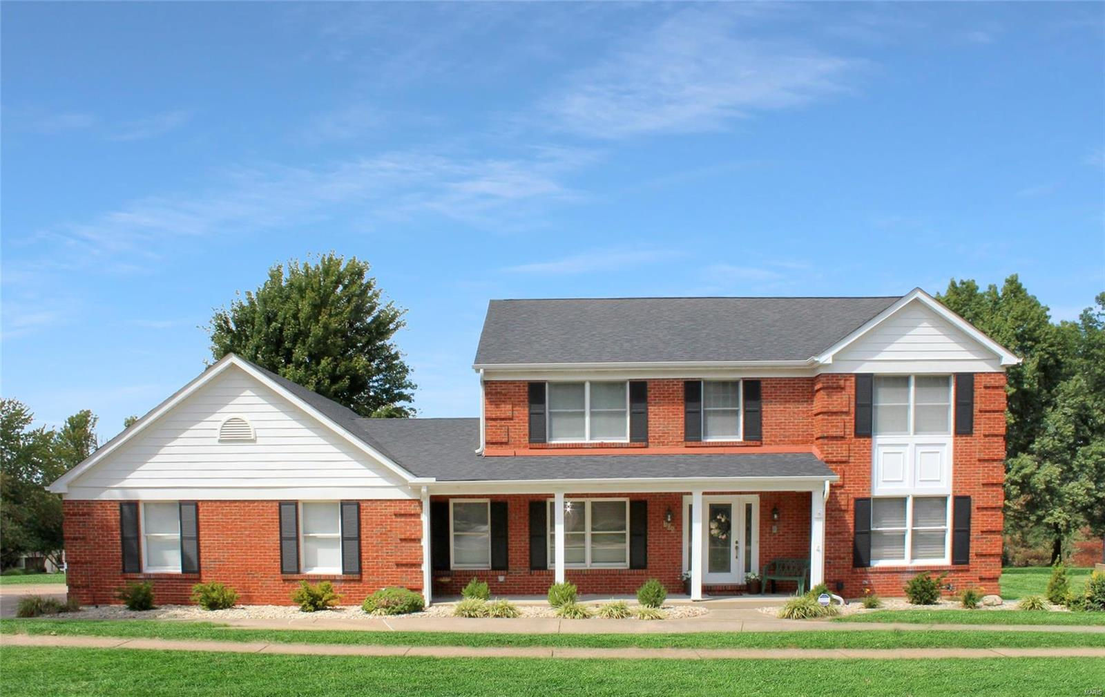 105 Bogey Estates Drive Property Photo - St Charles, MO real estate listing