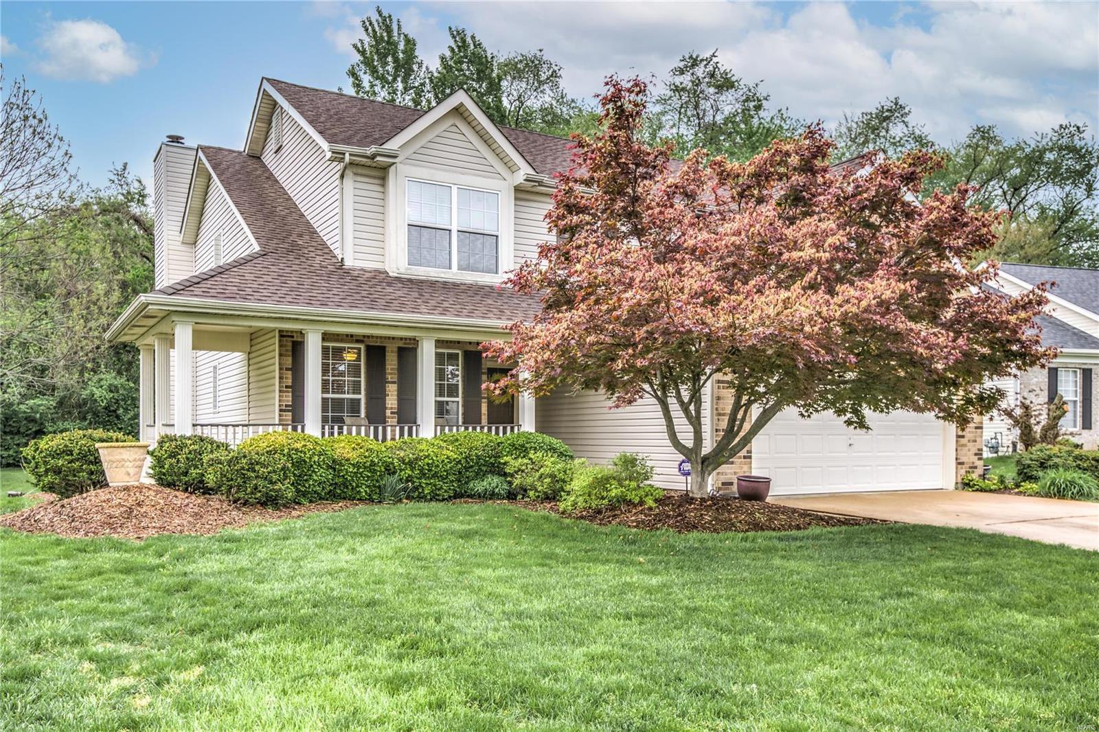 3849 Depaul Meadows Court Property Photo - Bridgeton, MO real estate listing