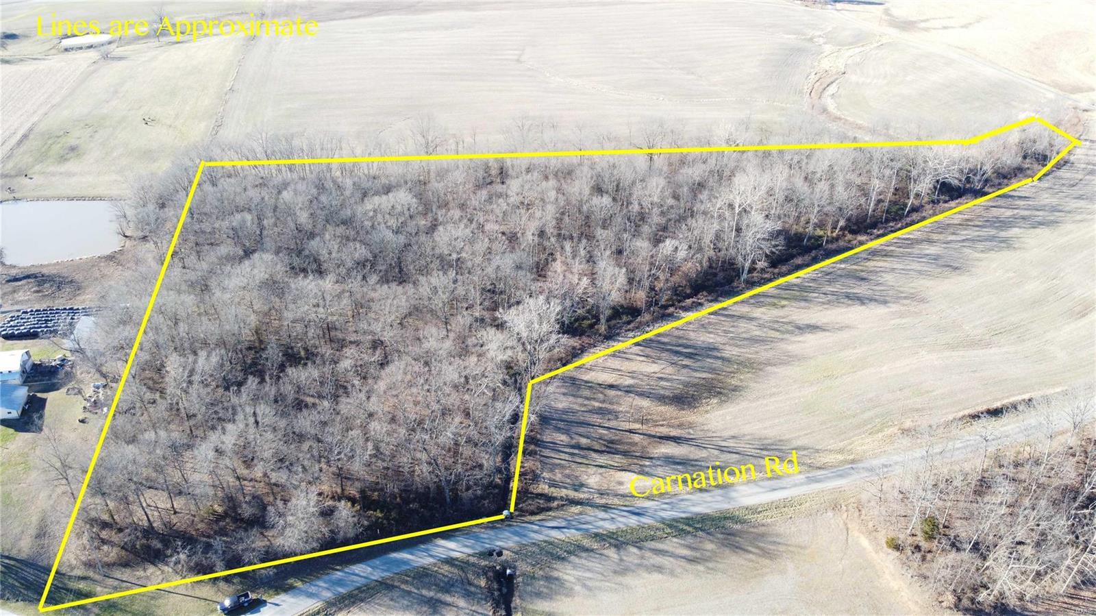 0 00 Carnation Road Property Photo - Pinckneyville, IL real estate listing