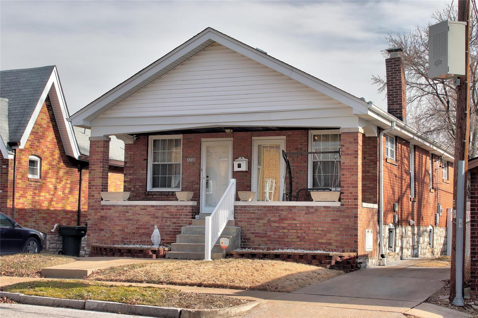 4234 Hydraulic Avenue Property Photo - St Louis, MO real estate listing