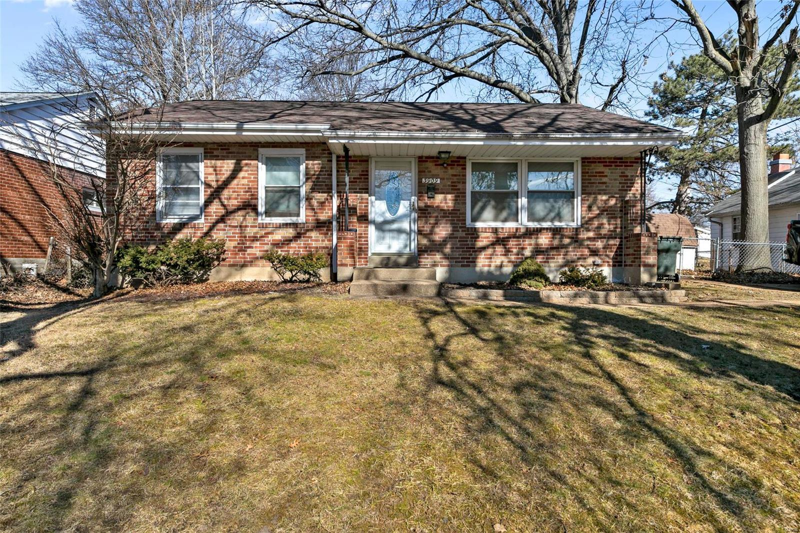 3909 Louis street Property Photo - St Louis, MO real estate listing