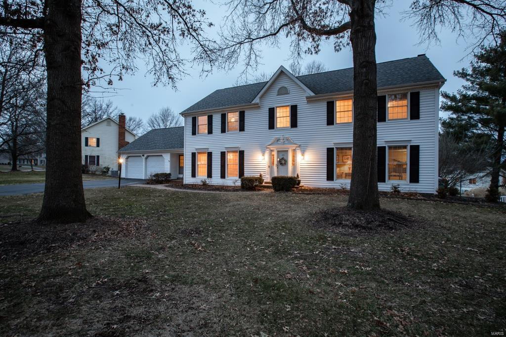 1949 Chamfers Farm Road Property Photo - Chesterfield, MO real estate listing
