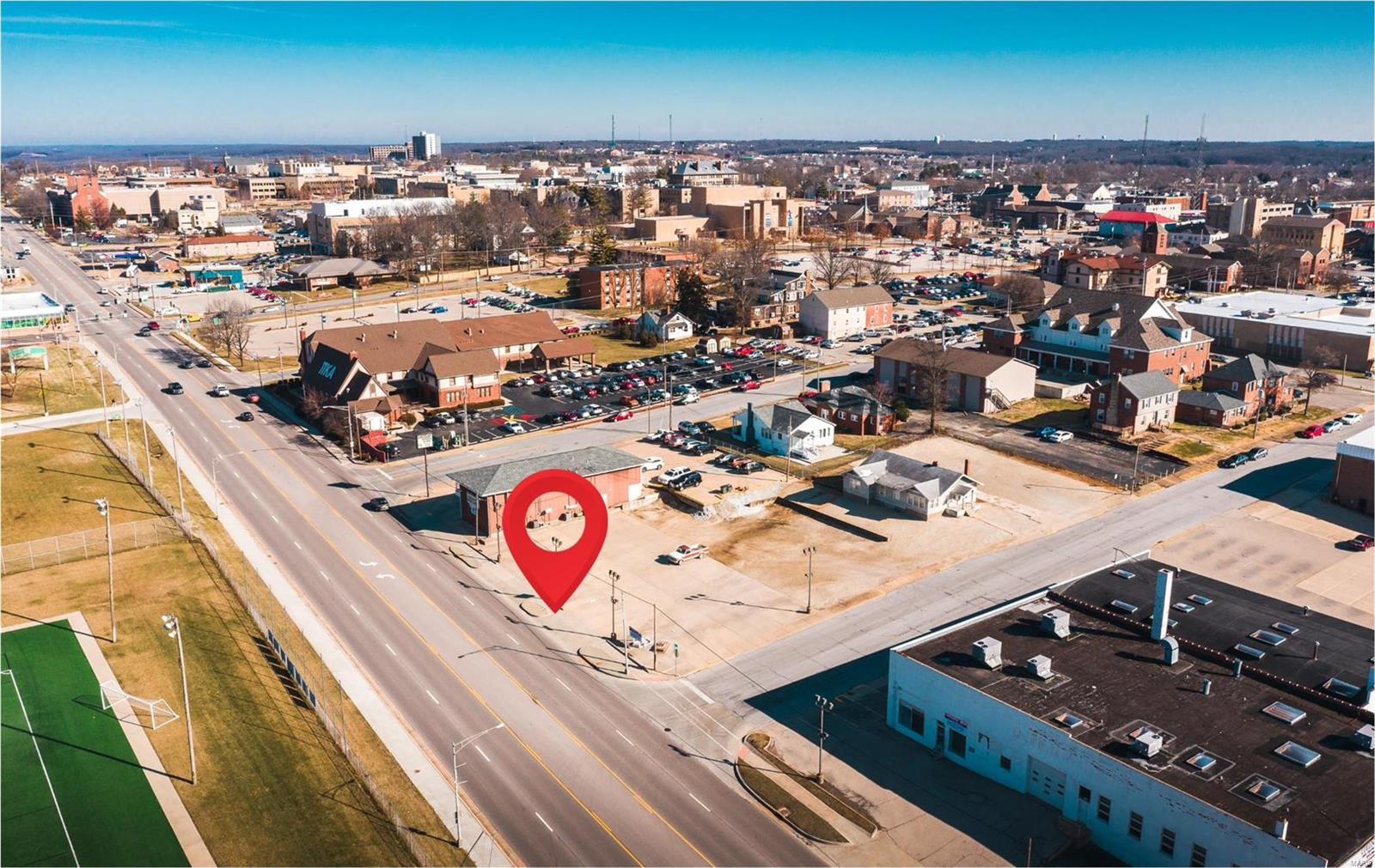 702 N Bishop Ave & 602 & 604 W. 7th Street Property Photo - Rolla, MO real estate listing