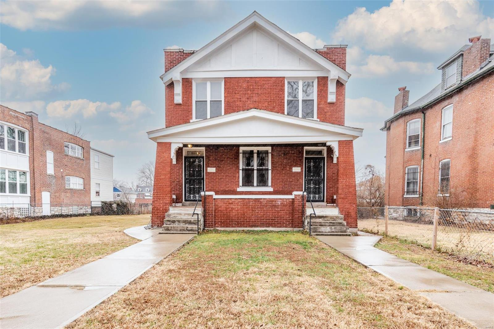 5938 Cates Avenue Property Photo - St Louis, MO real estate listing