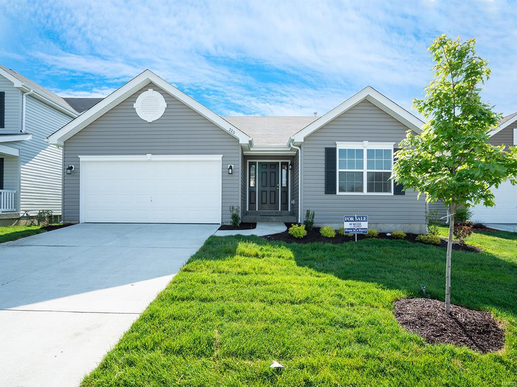 5315 Shawnee View Court Property Photo - Eureka, MO real estate listing