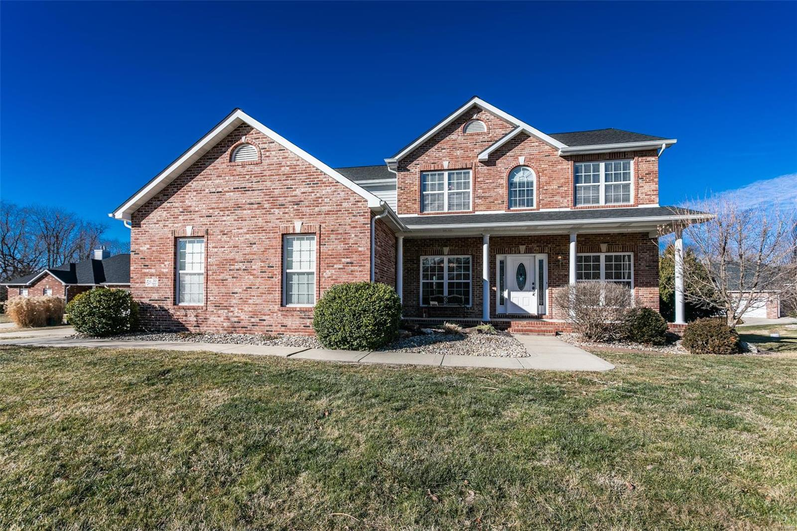 30 Foxmoor Drive Property Photo - Maryville, IL real estate listing